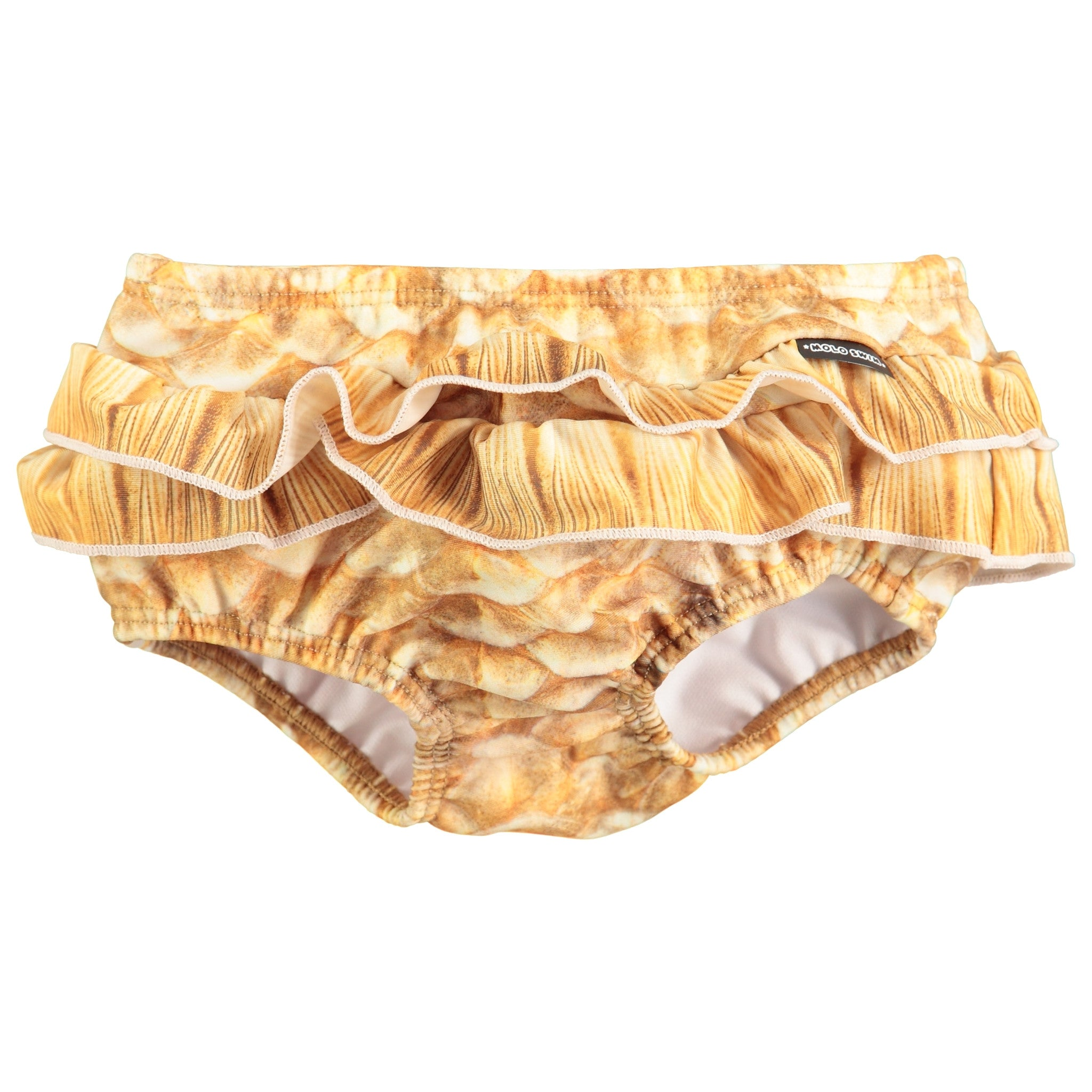 Molo Gold Seashell Swim Diaper