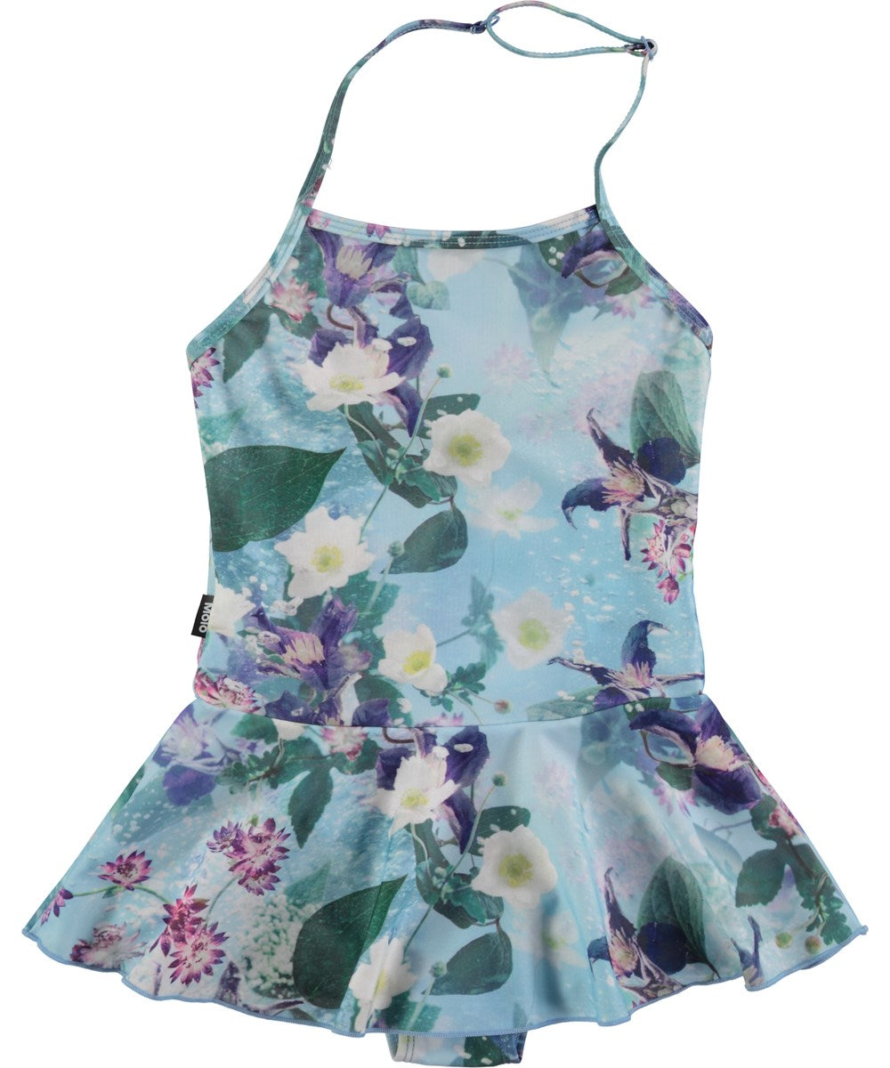 Molo Aquar Flowers Noelle Swimsuit