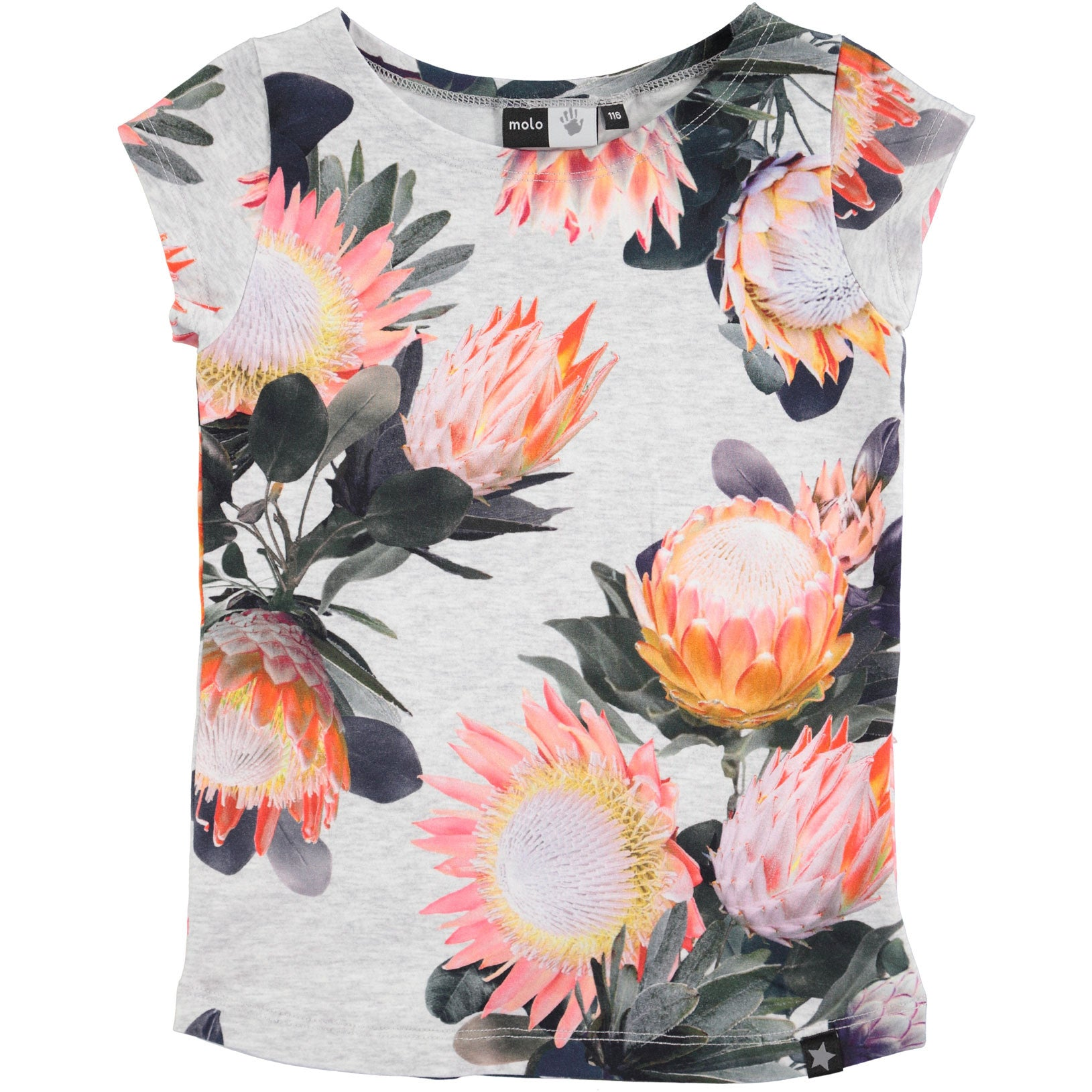 Molo  Sugar Flowers Fitted Tee