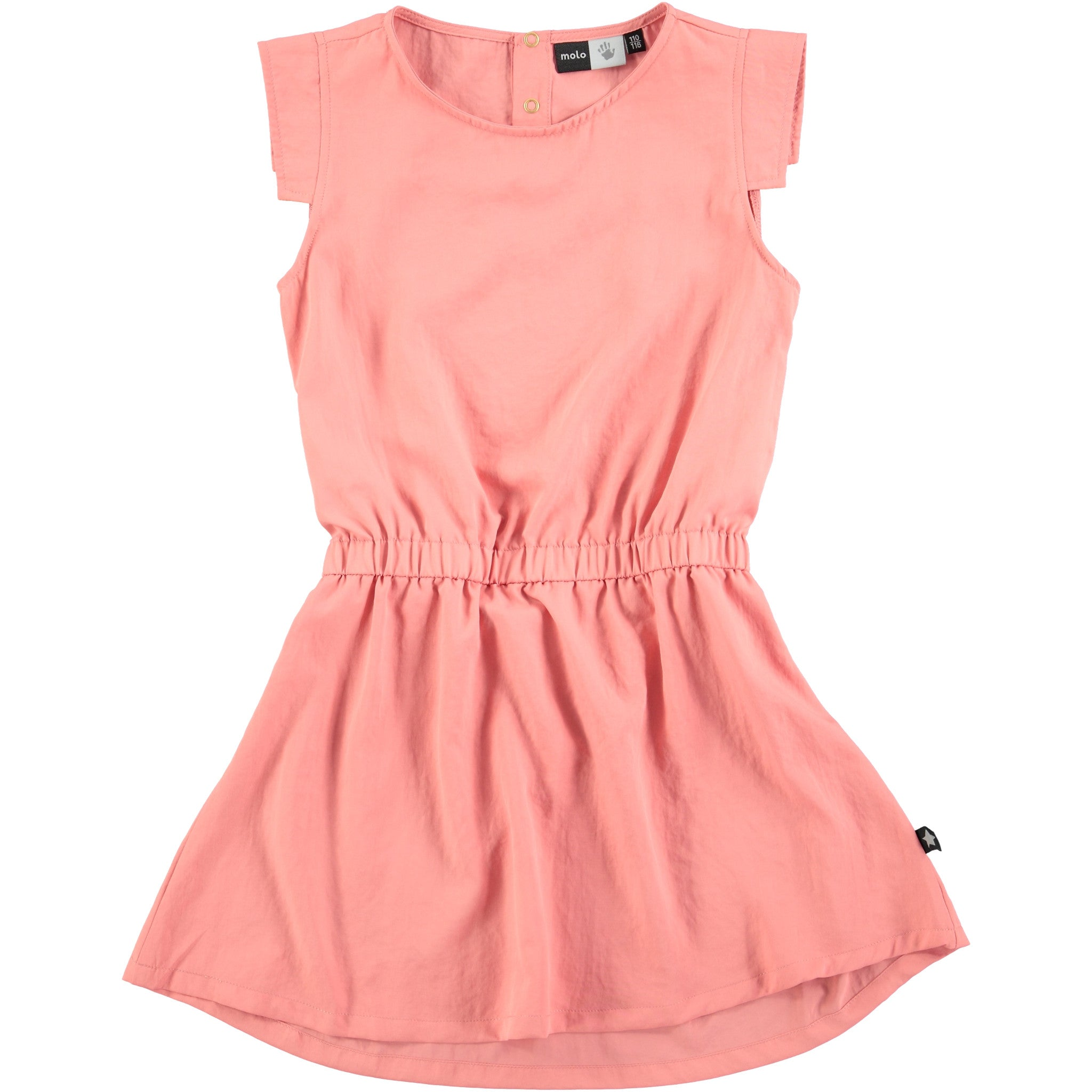 Molo  Pink Chrisette Dress - Ladida