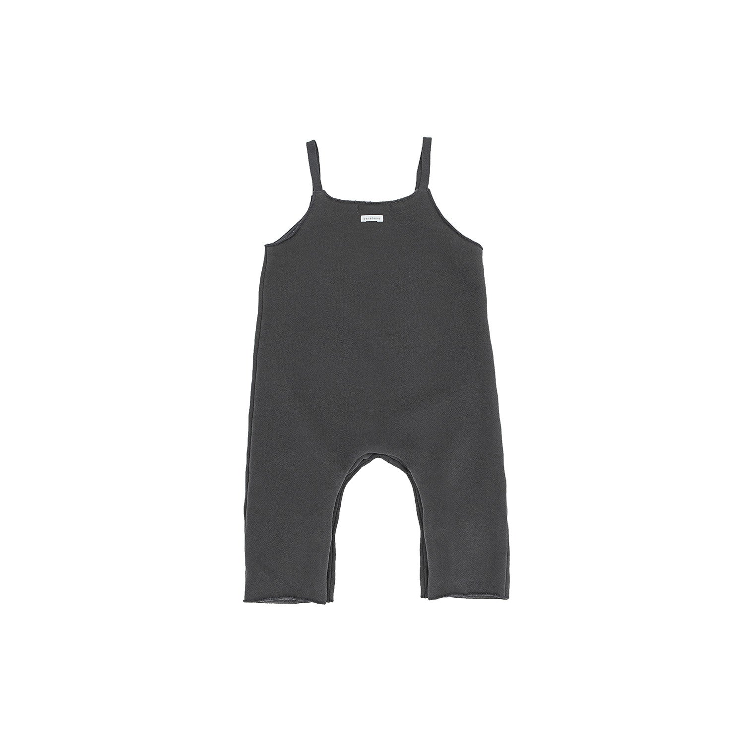 Bene Bene Charcoal Cotton Jumpsuit