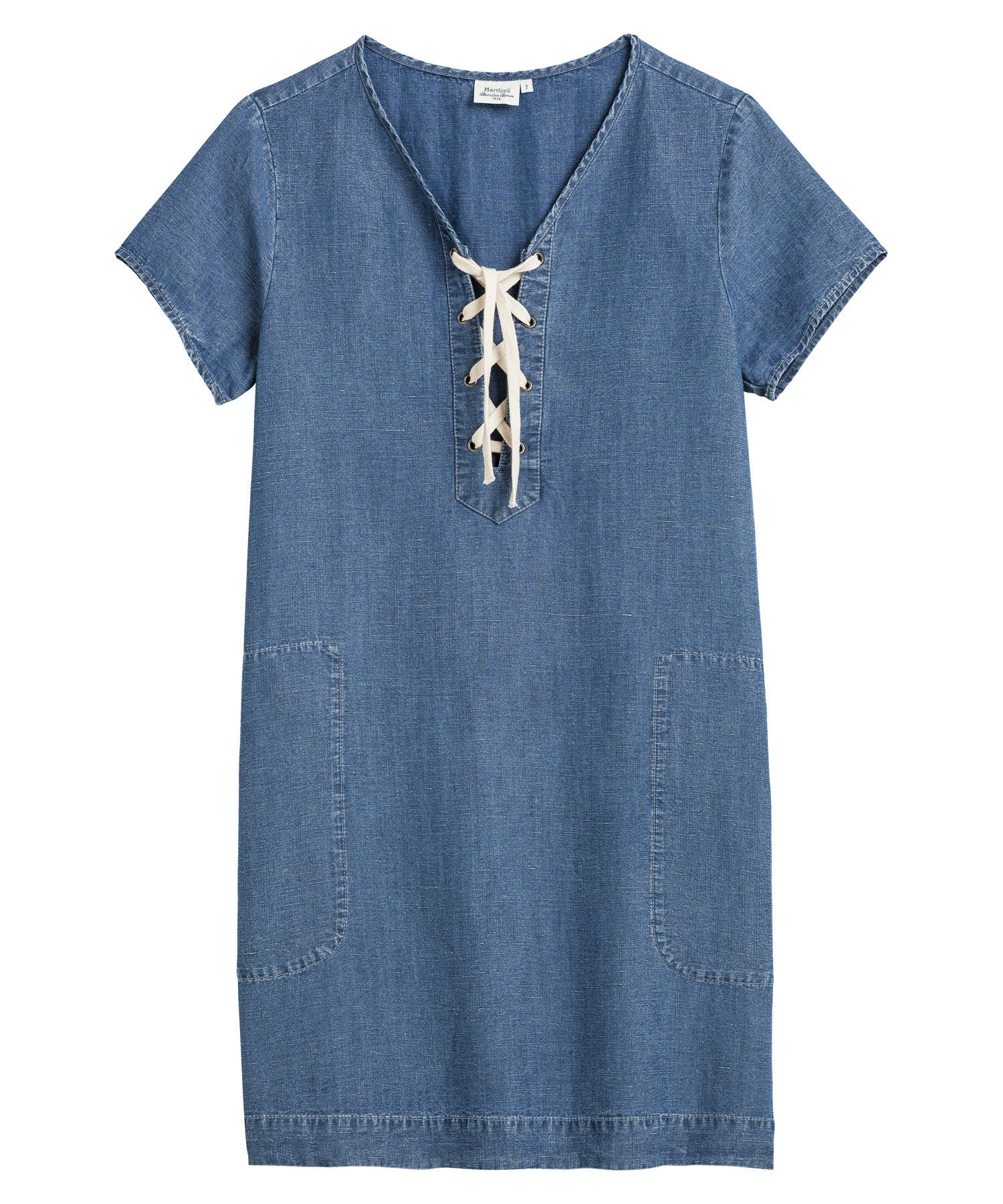 Hartford Denim Beach Dress - Ladida