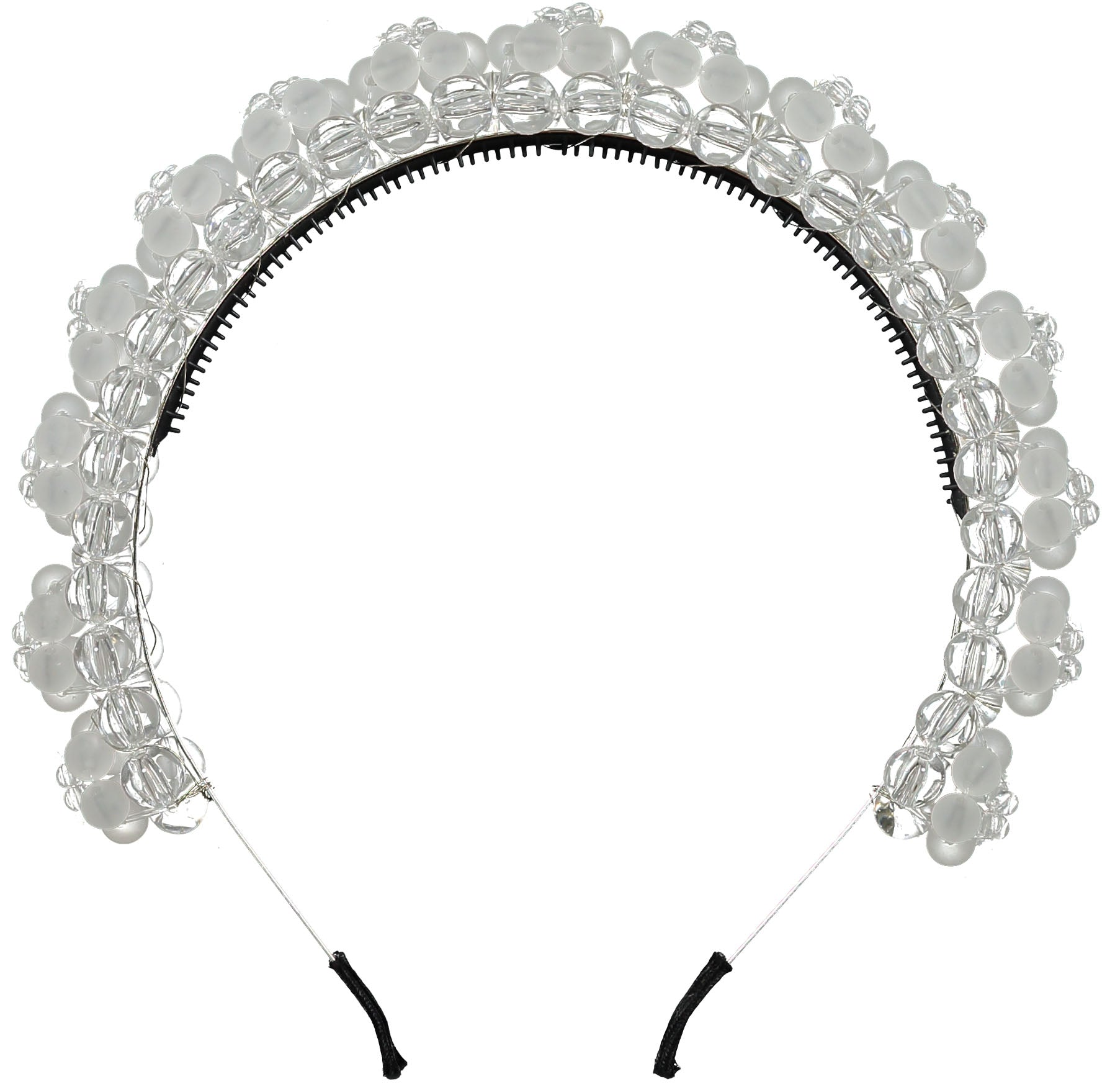 Knot Hairbands Frost Bloom Crown - Ladida