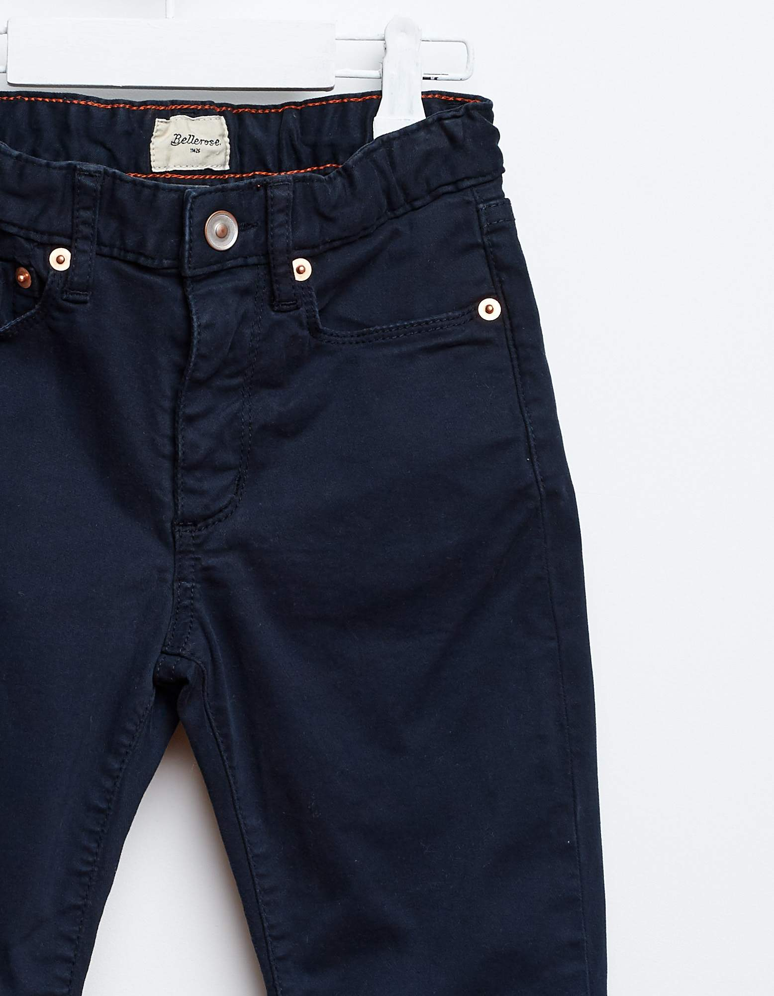 Bellerose Navy Pants - Ladida