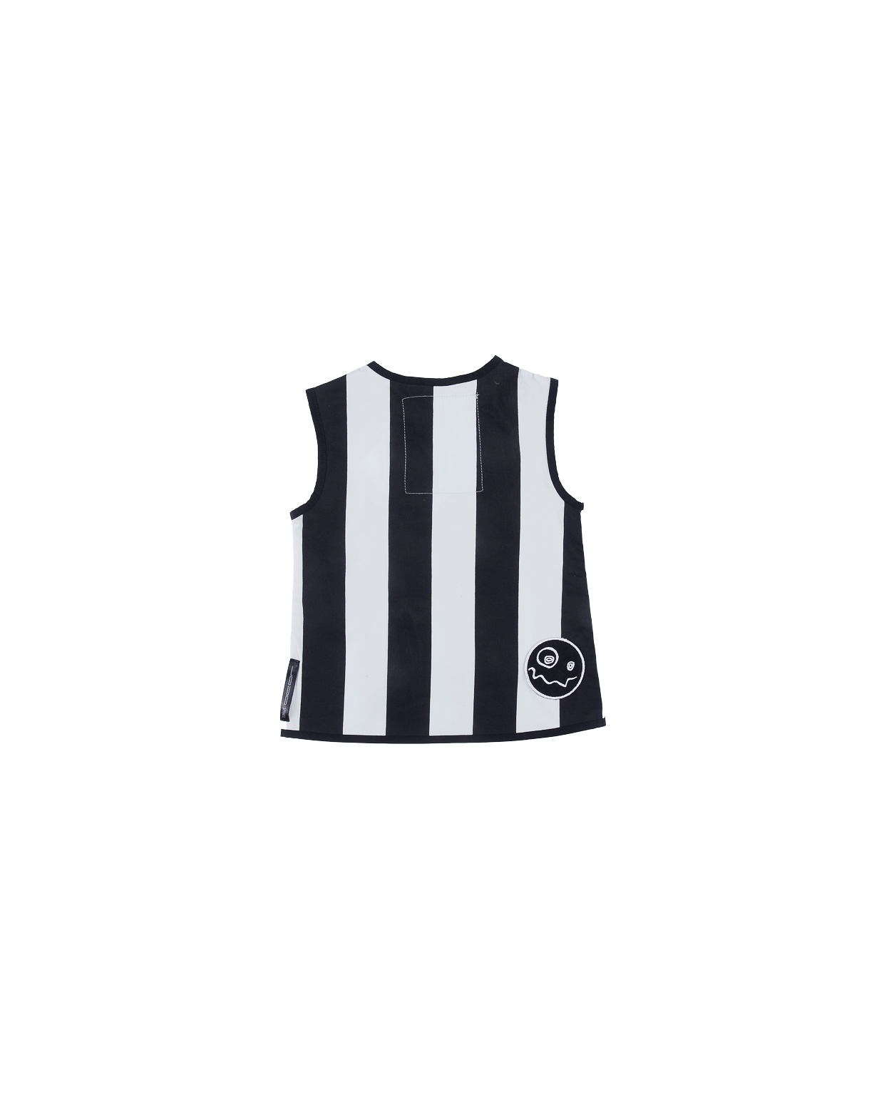 LOUD Stripes Baby Vest