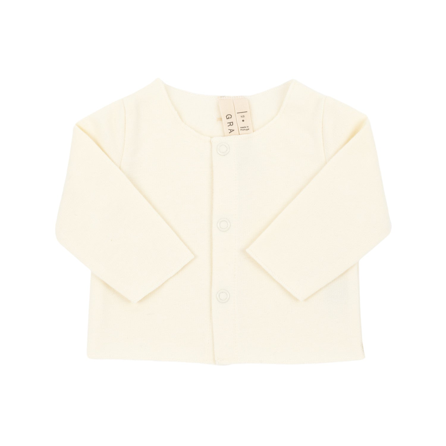 Gray Label Cream Baby Cardigan - Ladida