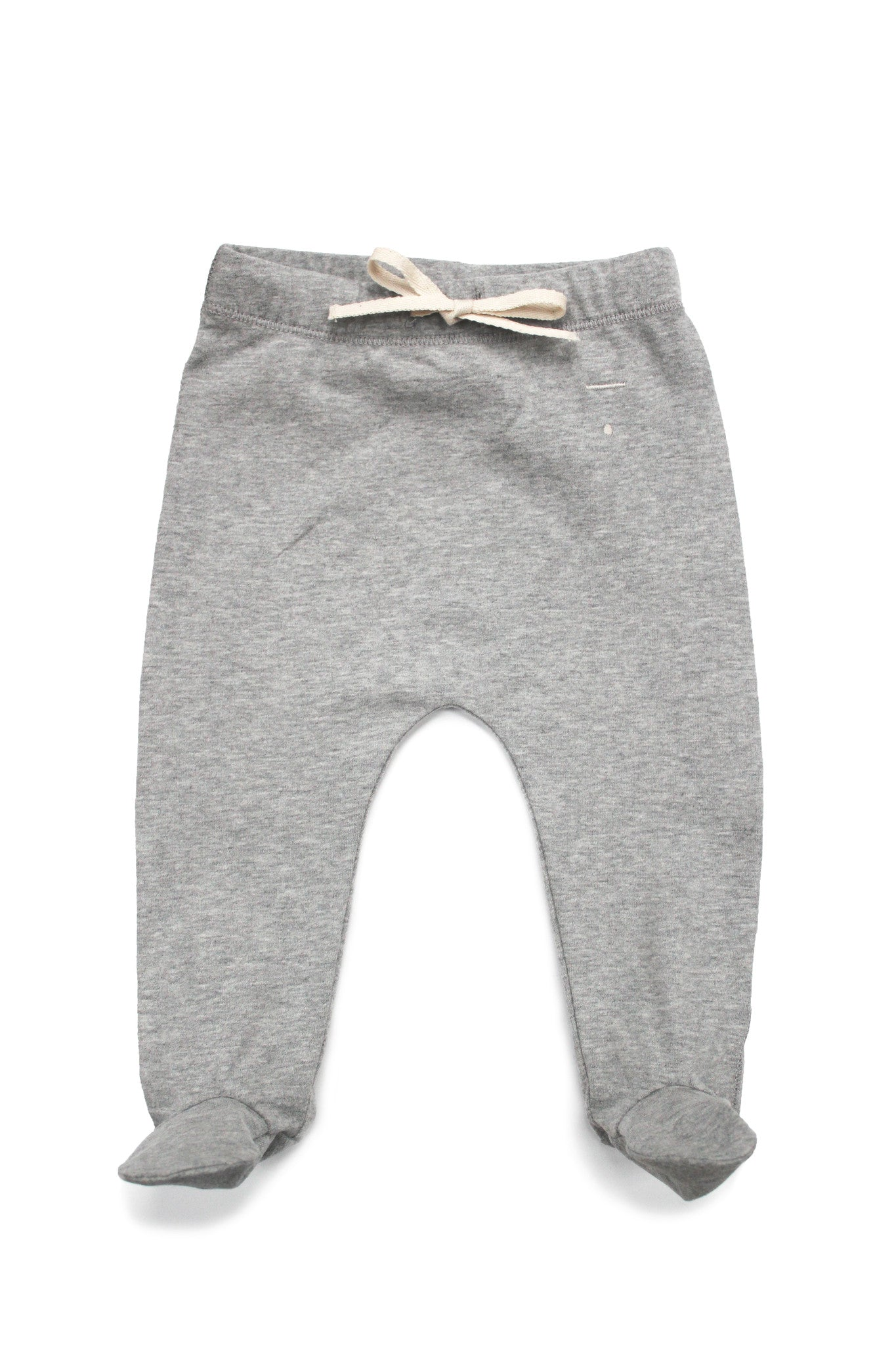 Gray Label Grey Melange Footies - Ladida
