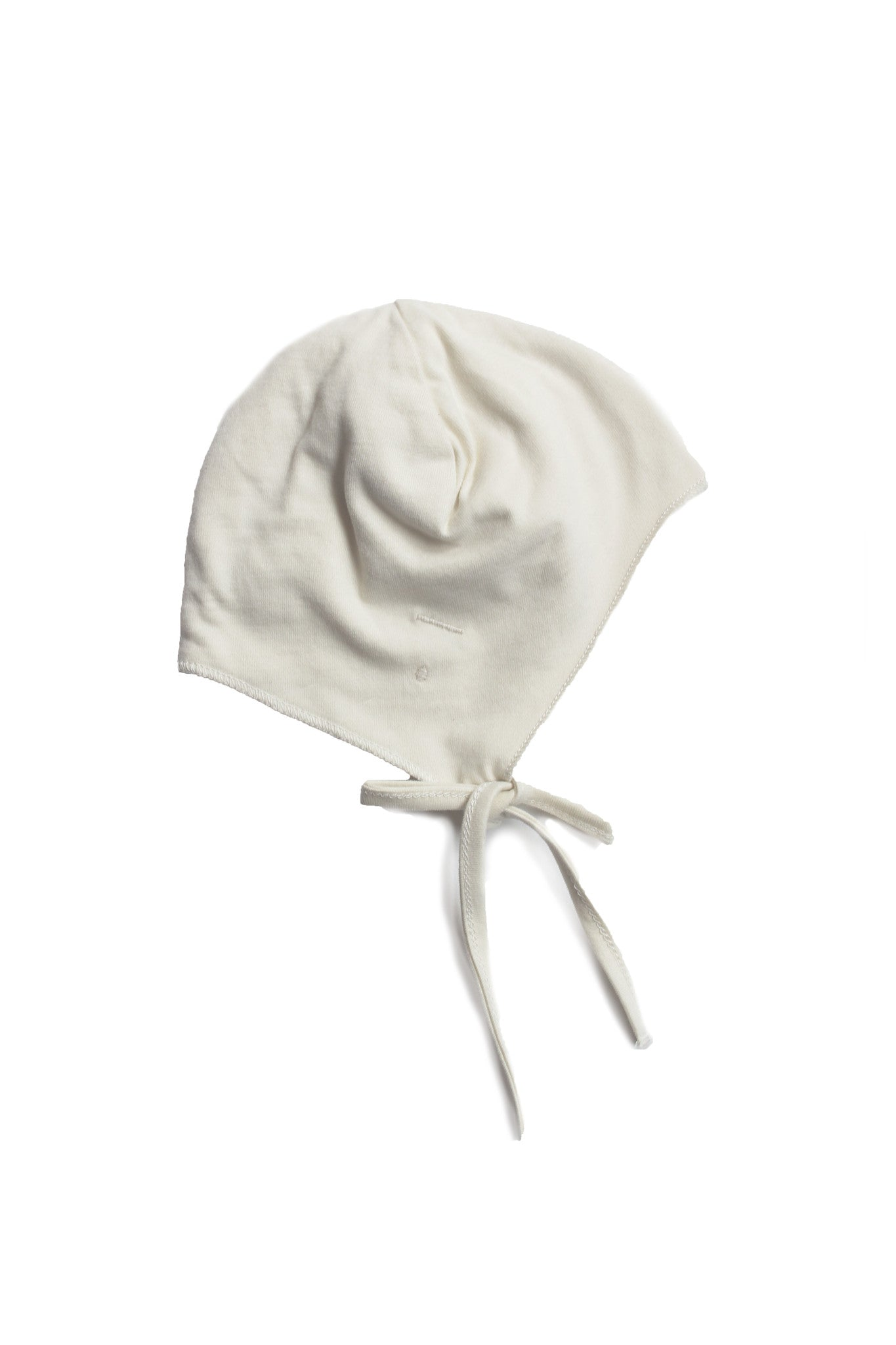 Gray Label Cream Baby Hat