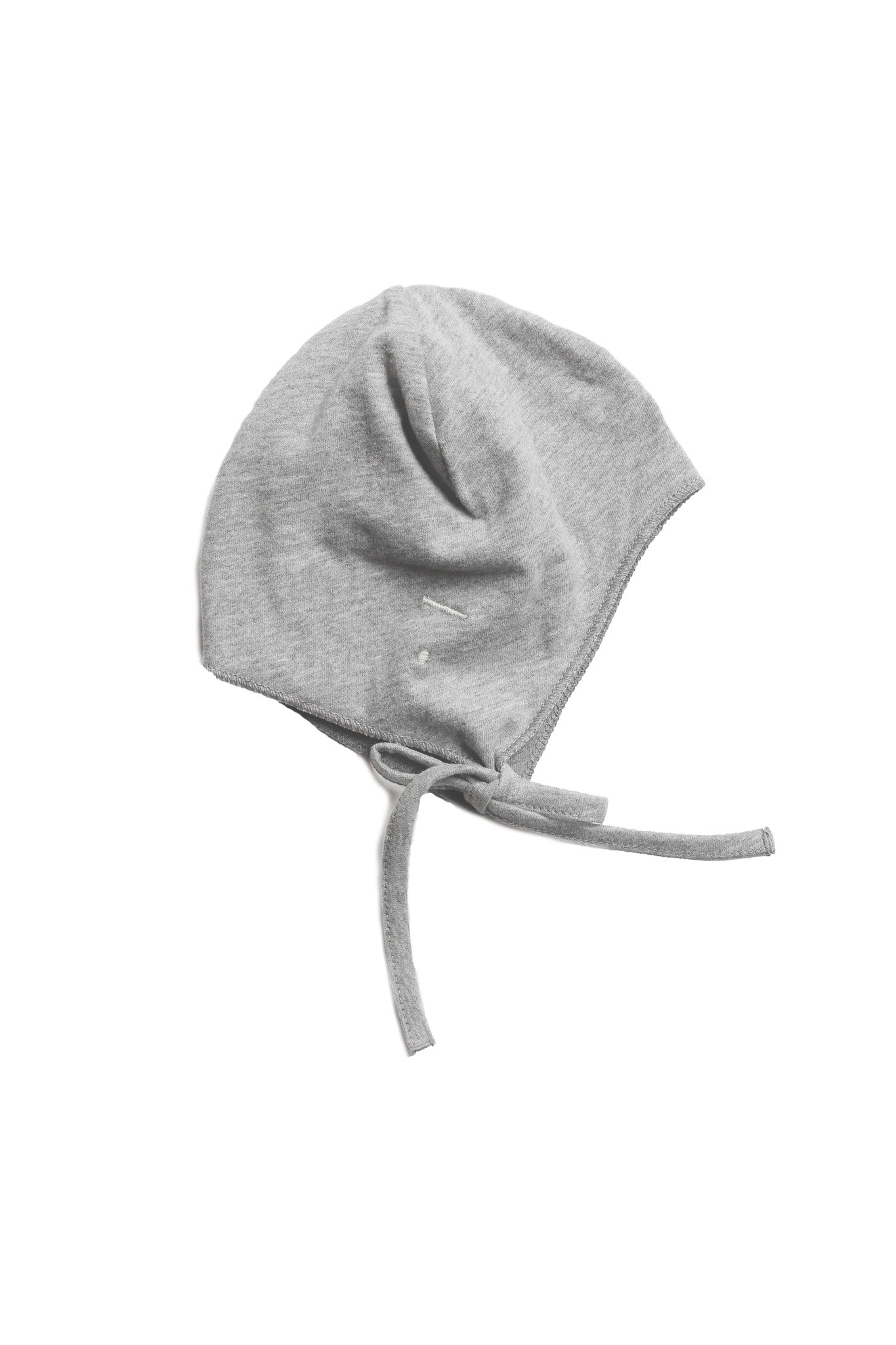 Gray Label Grey Melange Baby Hat