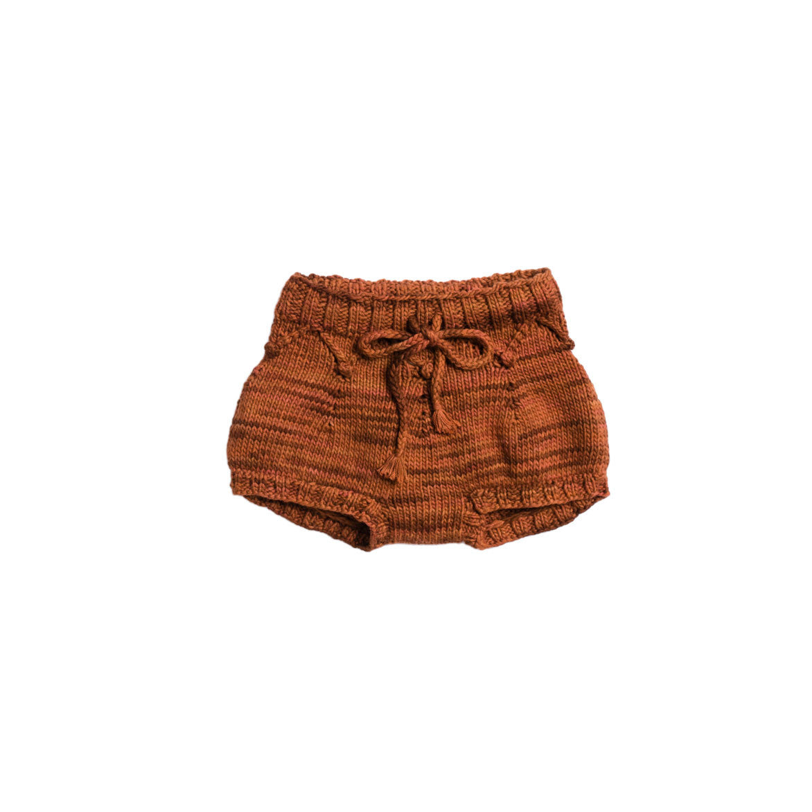 Misha & Puff Terracotta Barnacle Bloomers - Ladida