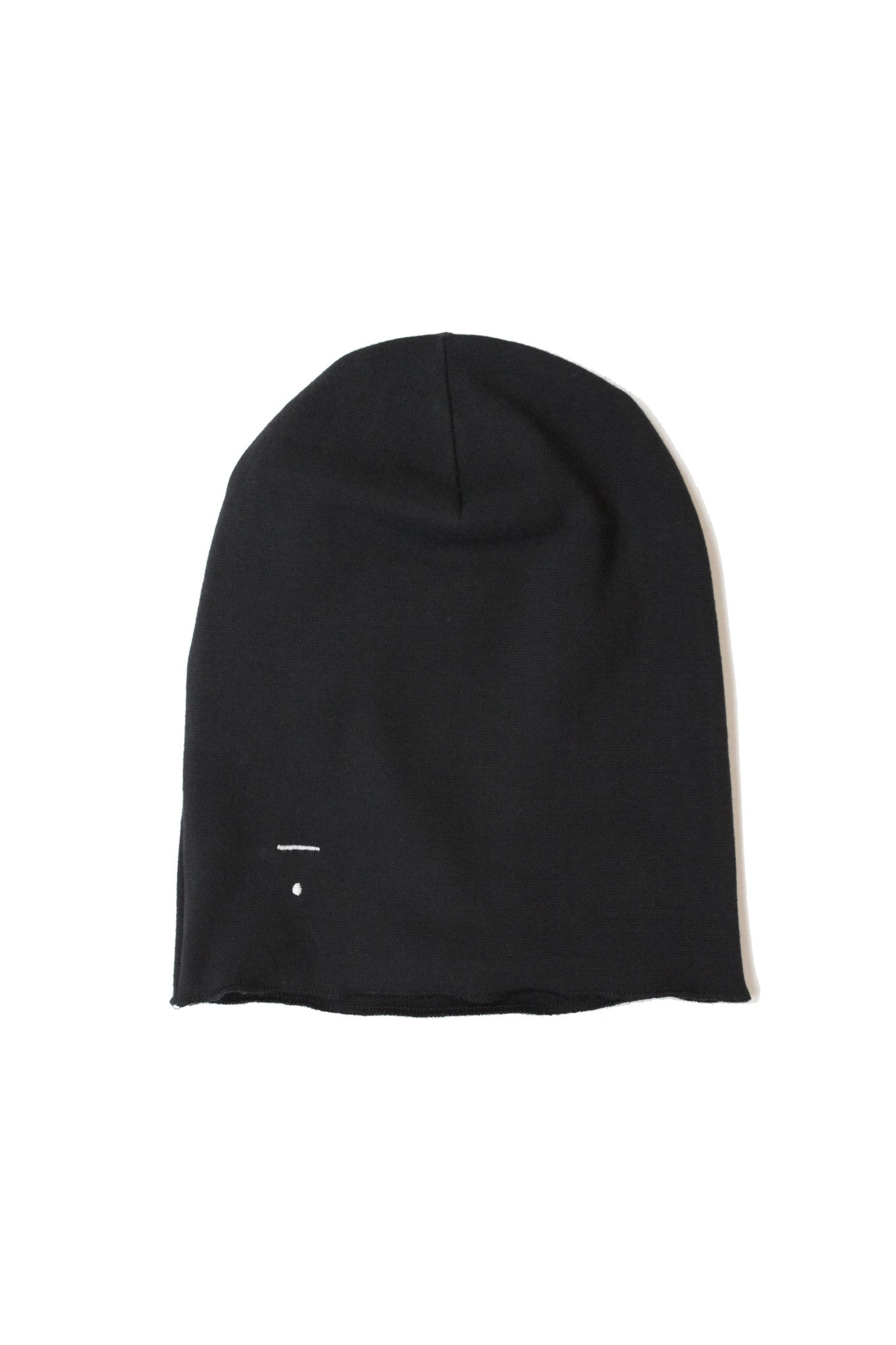 Gray Label Nearly Black Beanie - Ladida
