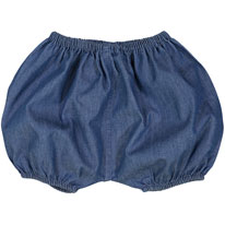 Louis Louise Chambray Bloomers - Ladida