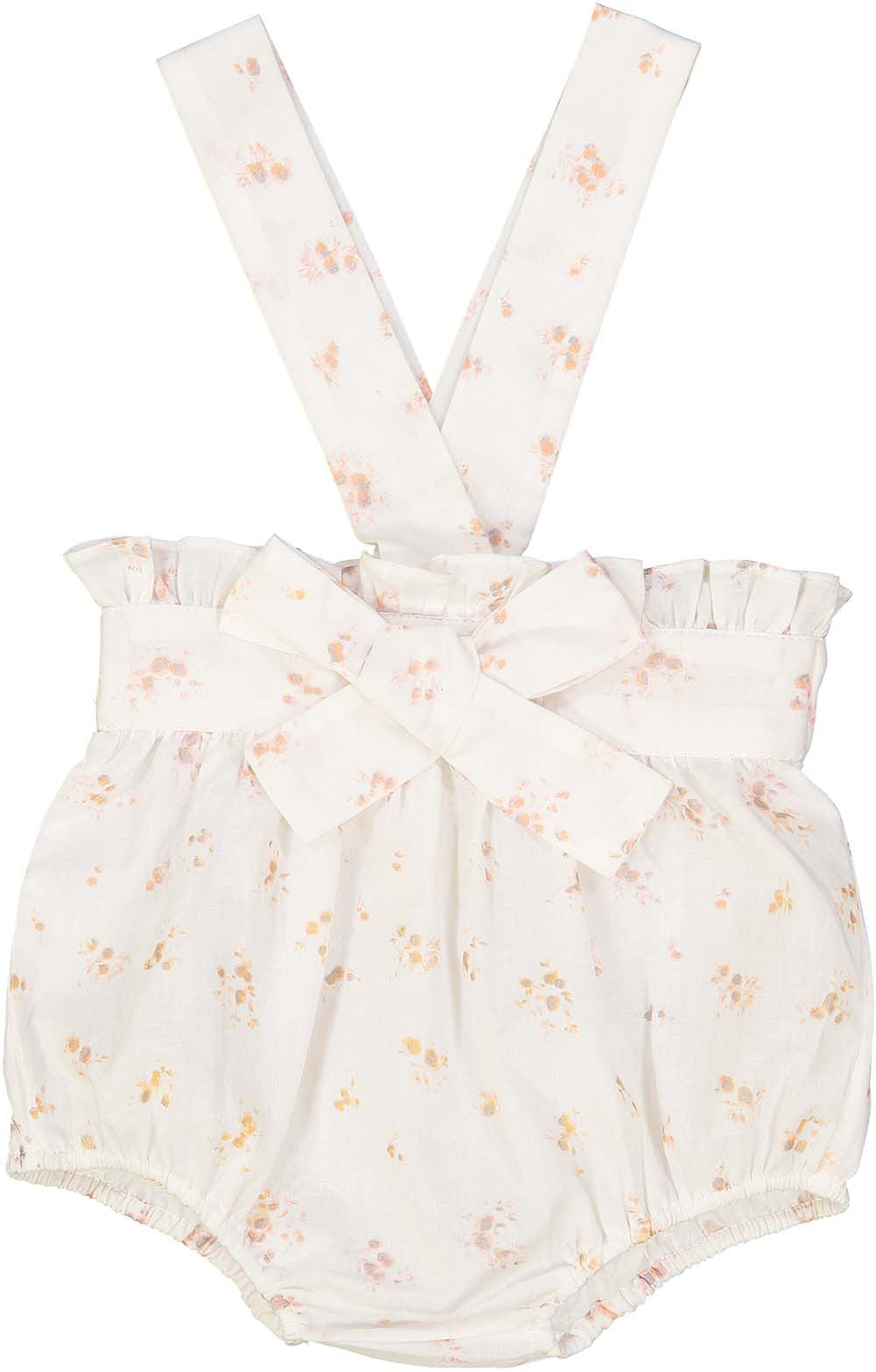 Louis Louise Pink Flowers Bella Bloomers - Ladida