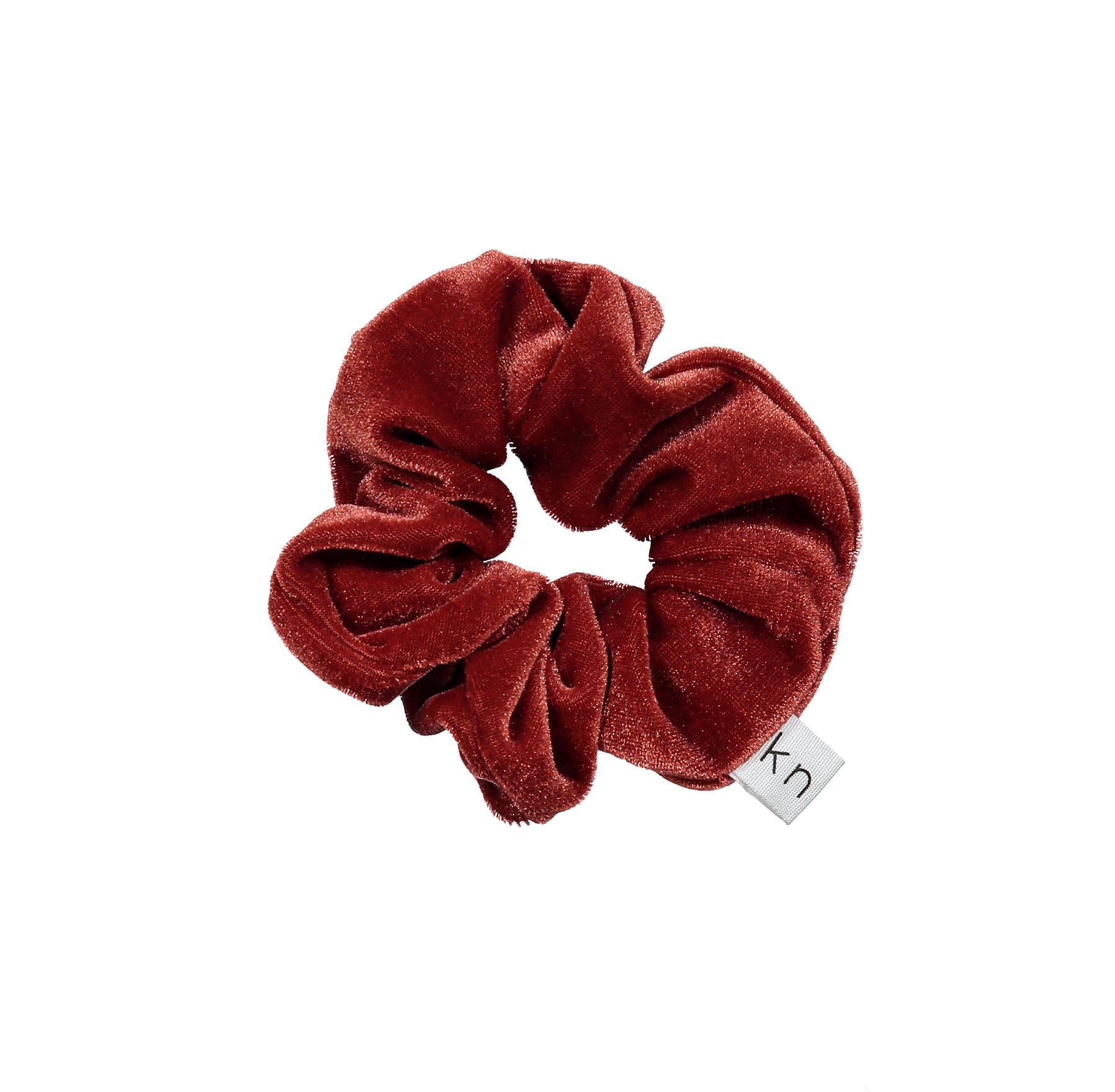Knot Hairbands Sunset Classic Scrunchie - Ladida