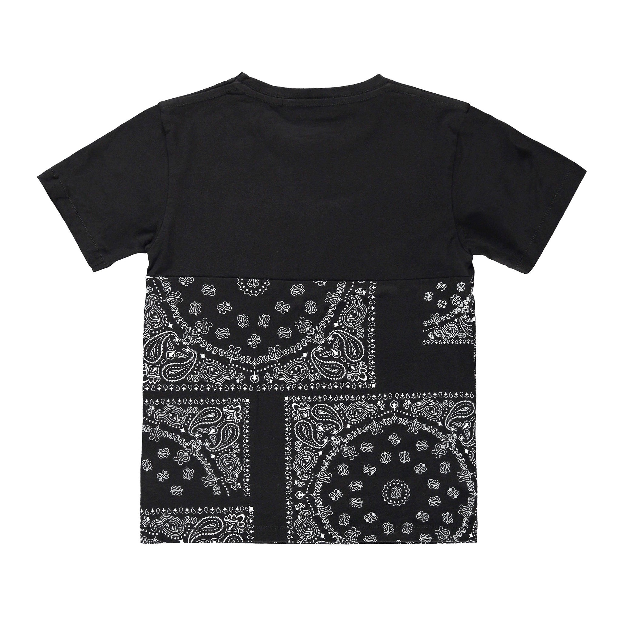 Finger in the Nose Dalton Black Bandana Tee - Ladida