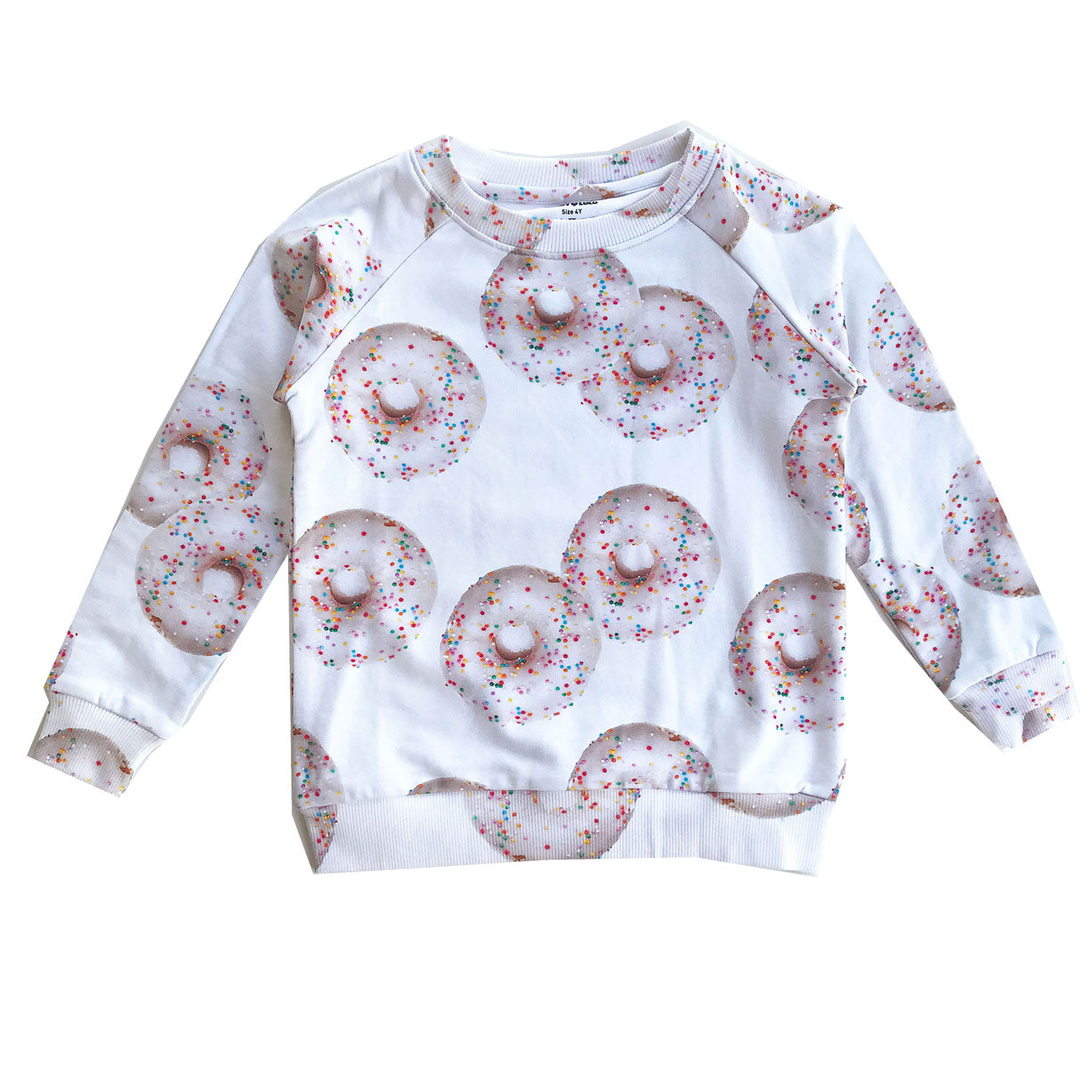 Romey Loves Lulu Donuts Sweatshirt