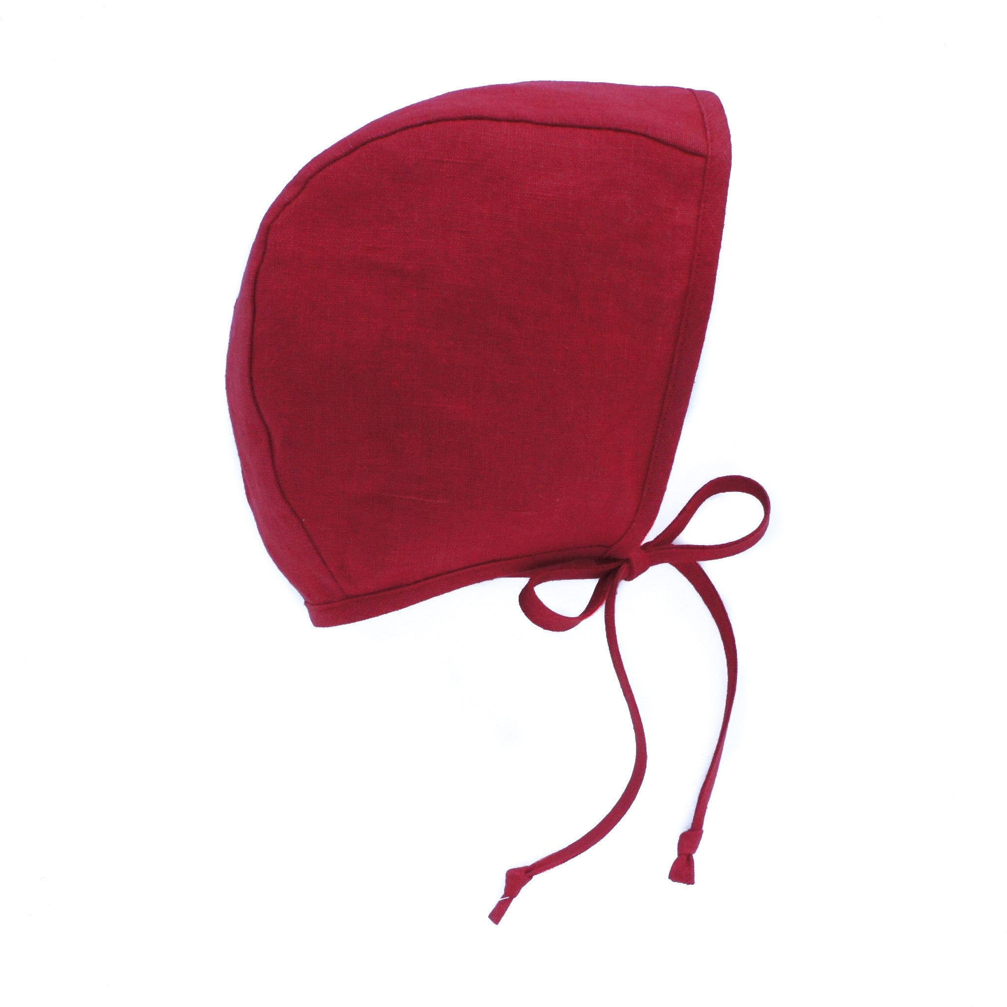 Briar Handmade Little Red Bonnet