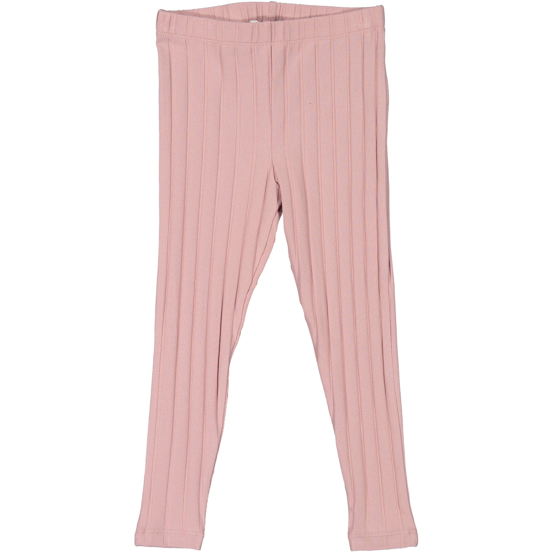 Coco Blanc Dusty Pink Wide Ribbed Pajamas
