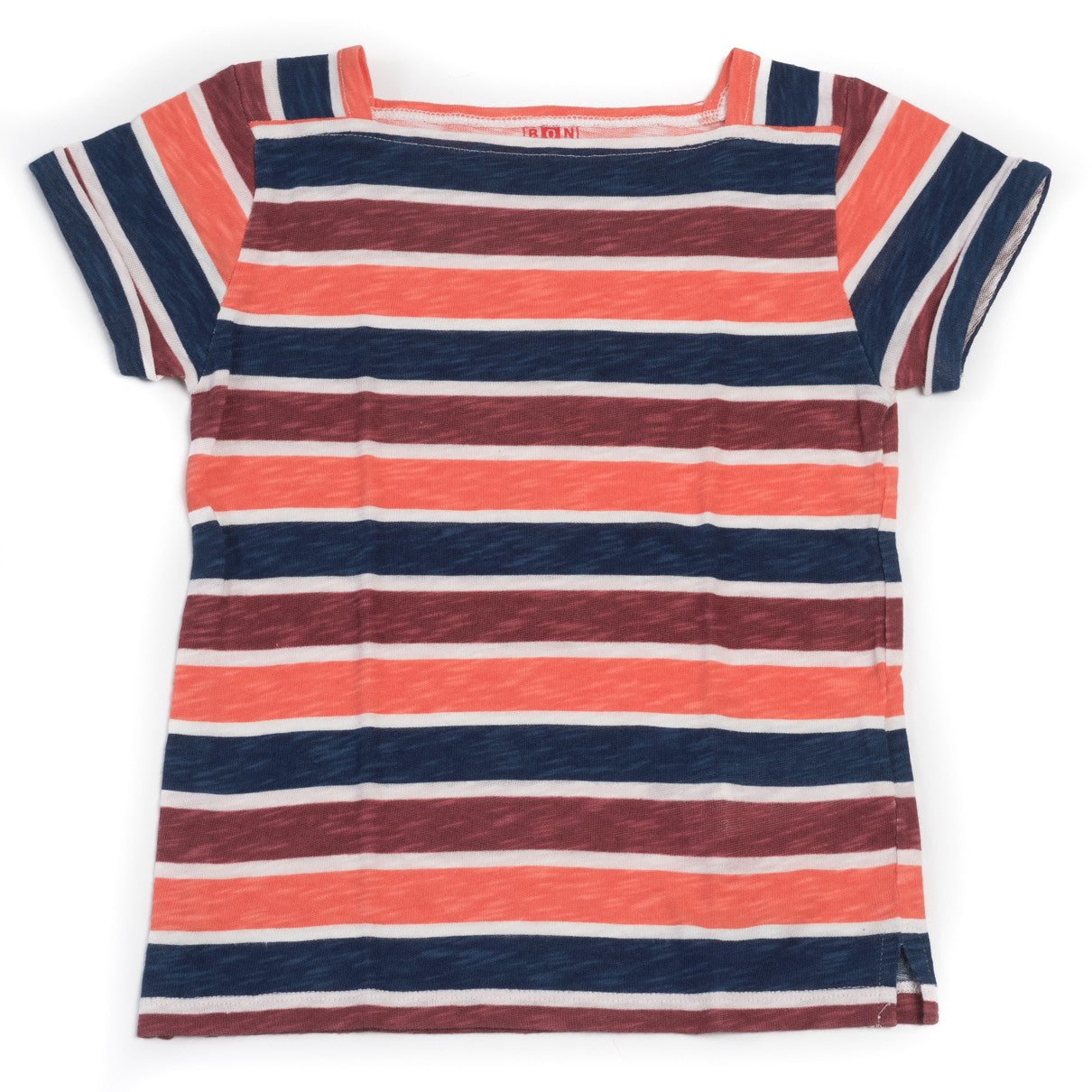 Bonton Brunette Striped Tee - Ladida