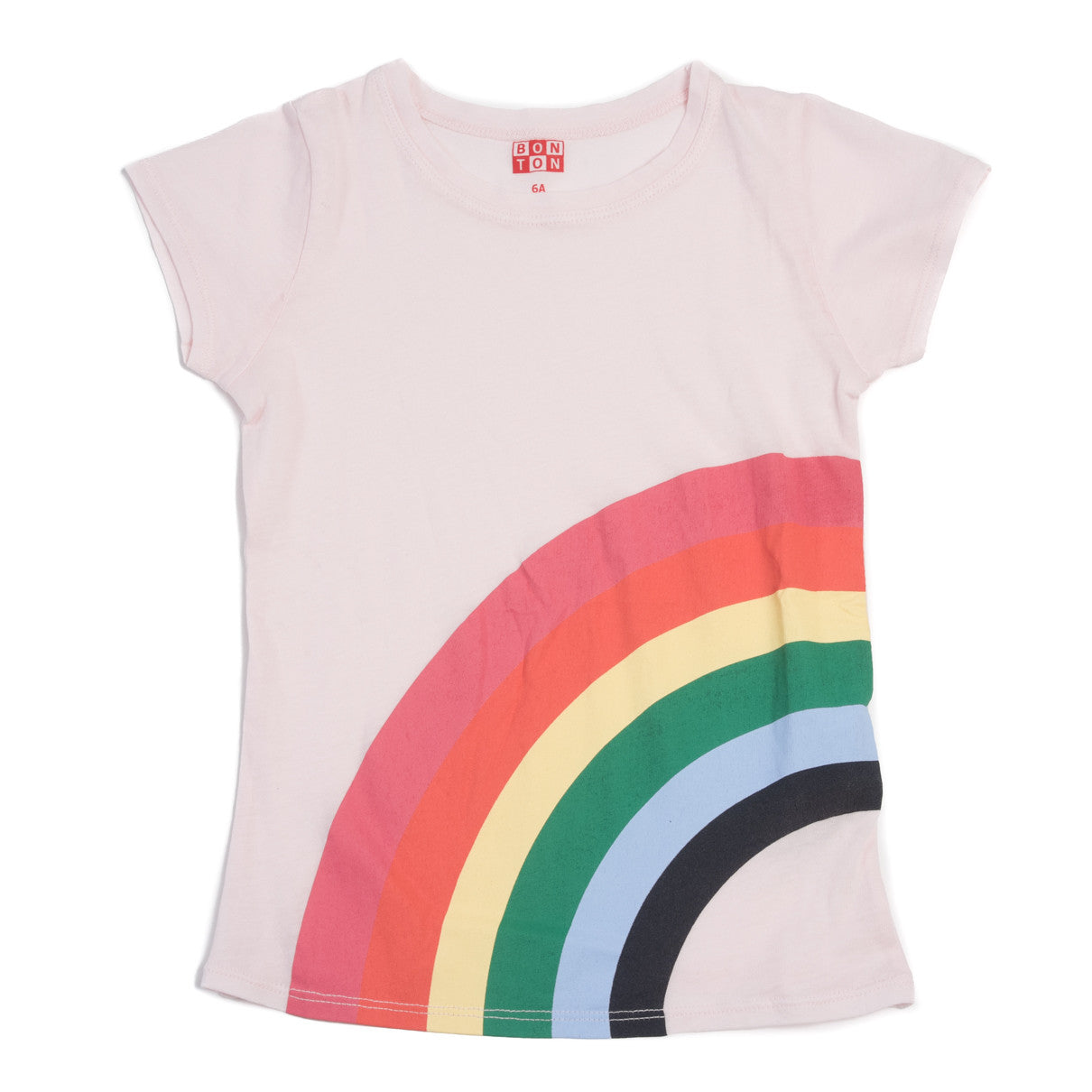 Bonton Rose Rainbow Tee - Ladida