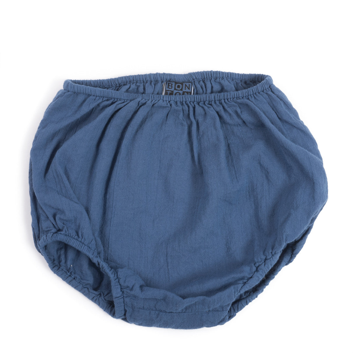 Bonton Blue Crepe Bloomers - Ladida