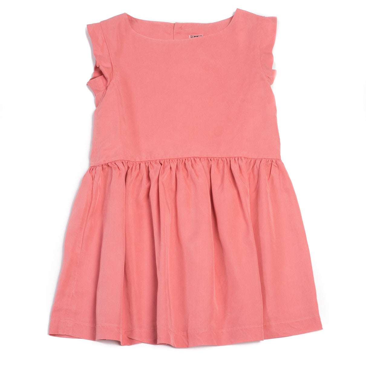 Bonton Rose Twill Cotton Dress - Ladida