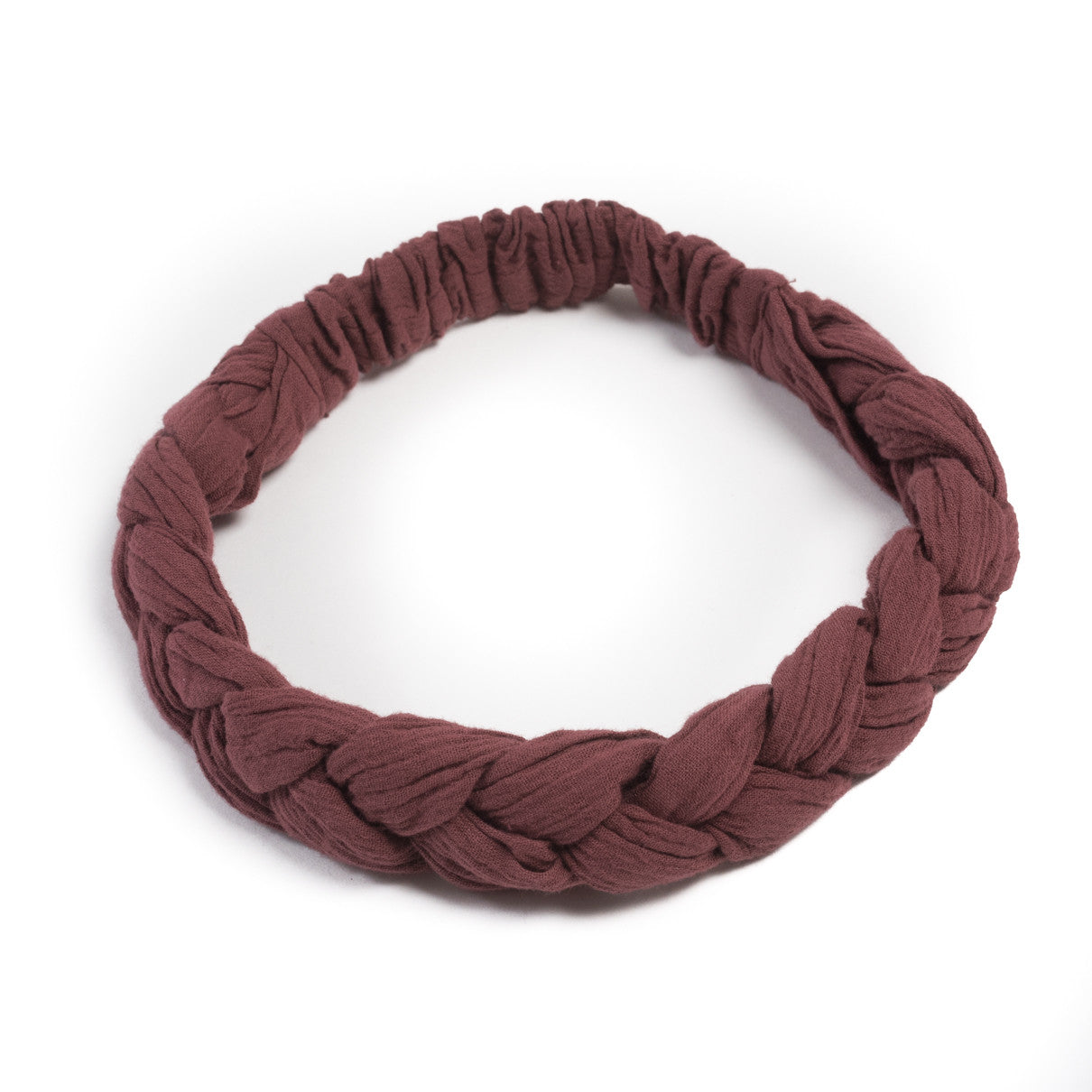 Bonton Brunette Braided Headband - Ladida