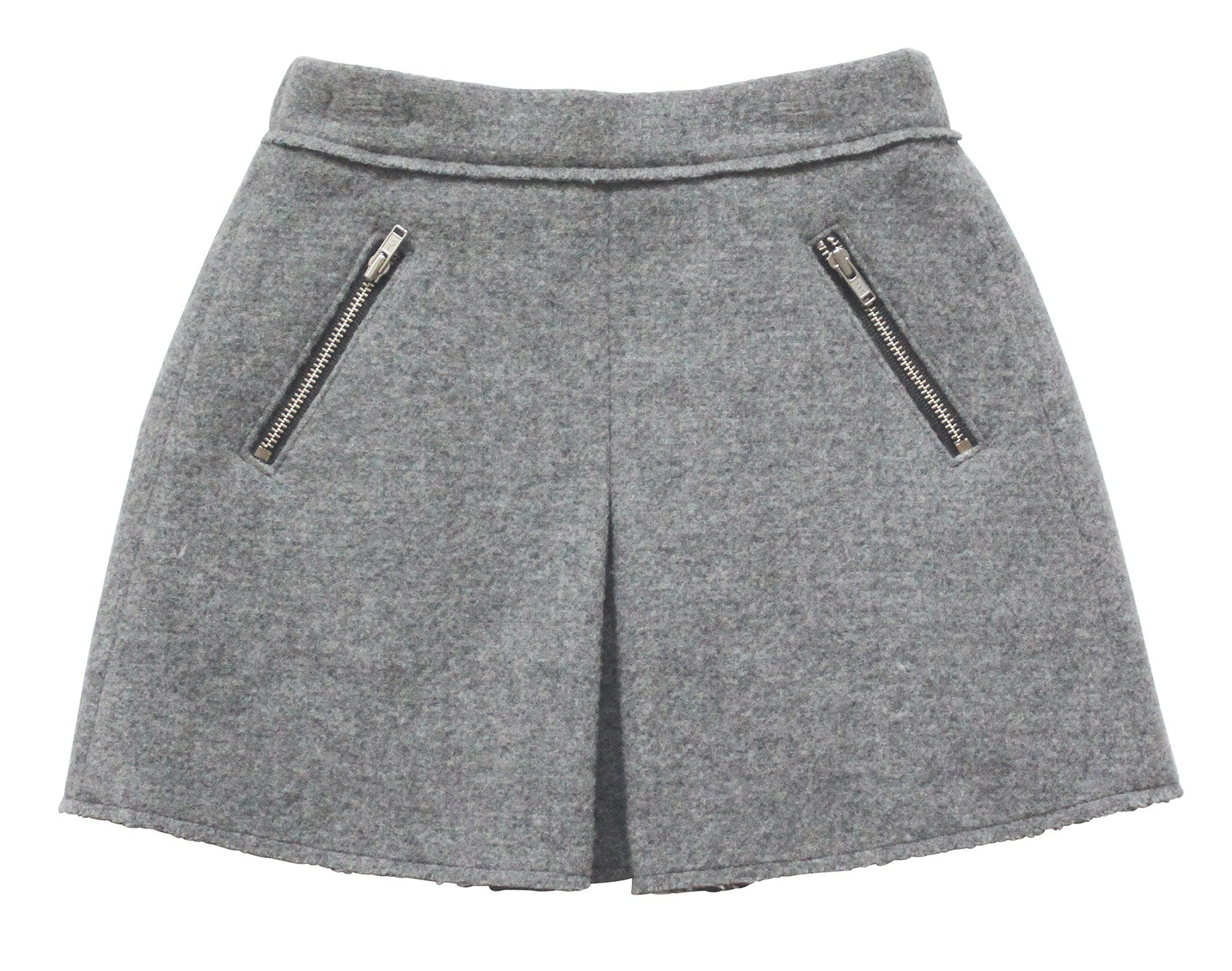 Dinui Grey Jasmin Skirt - Ladida