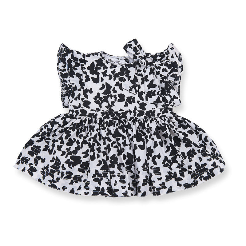 How to Kiss a Frog Black Fifi Dres - Ladida