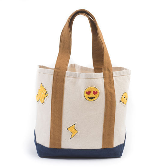 Bonton Patches Tote - Ladida