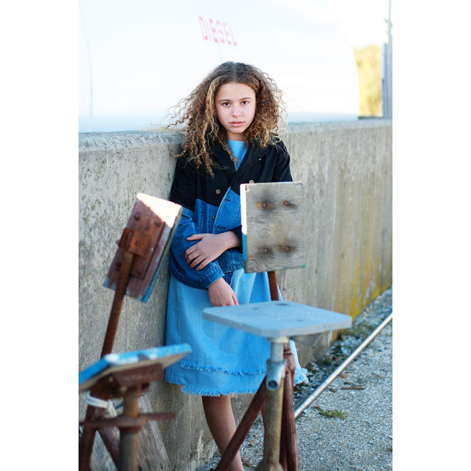 Ava & Lu The Eastward Peacoat - Ladida