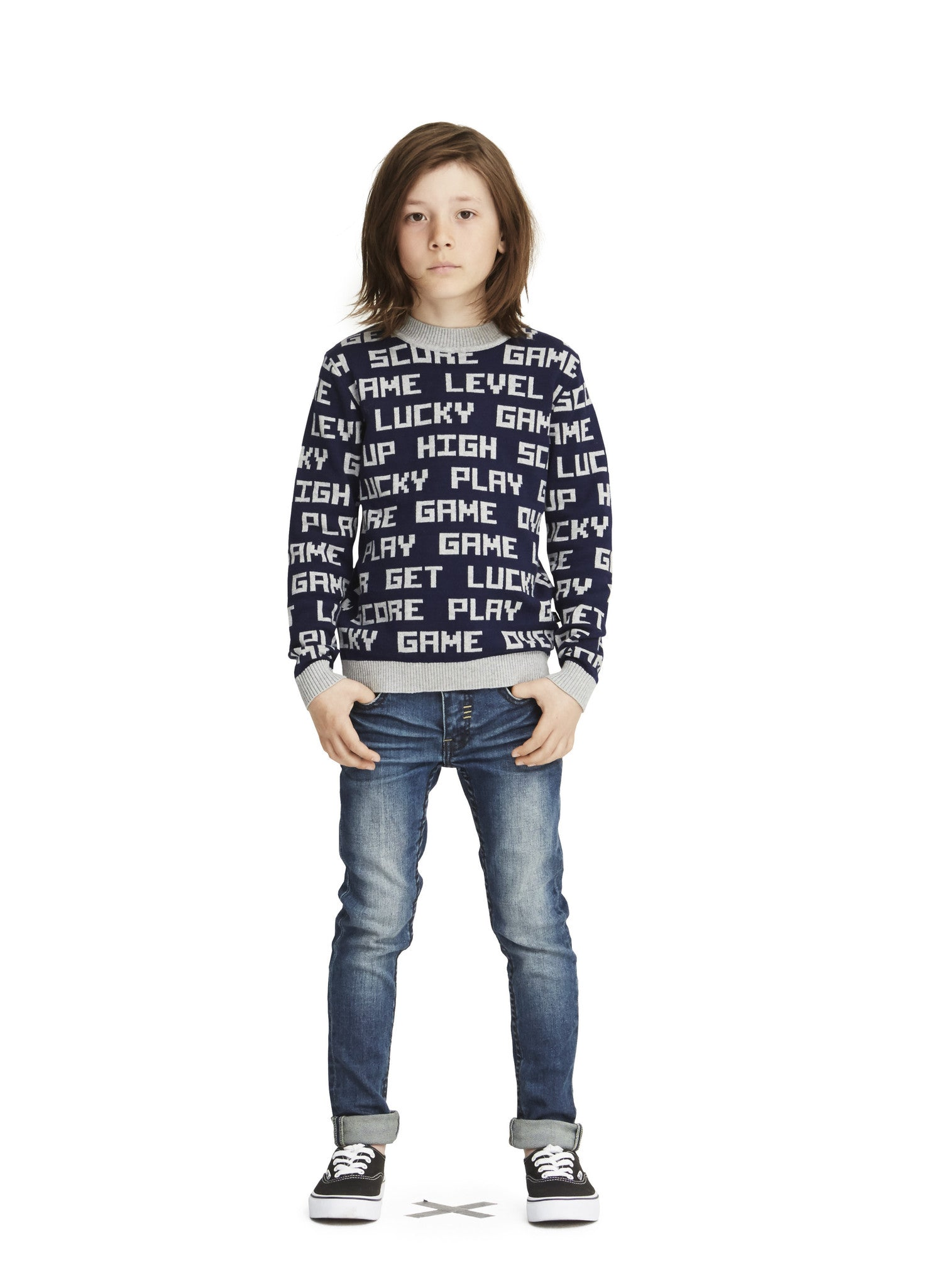 Molo Games Barker Sweater - Ladida