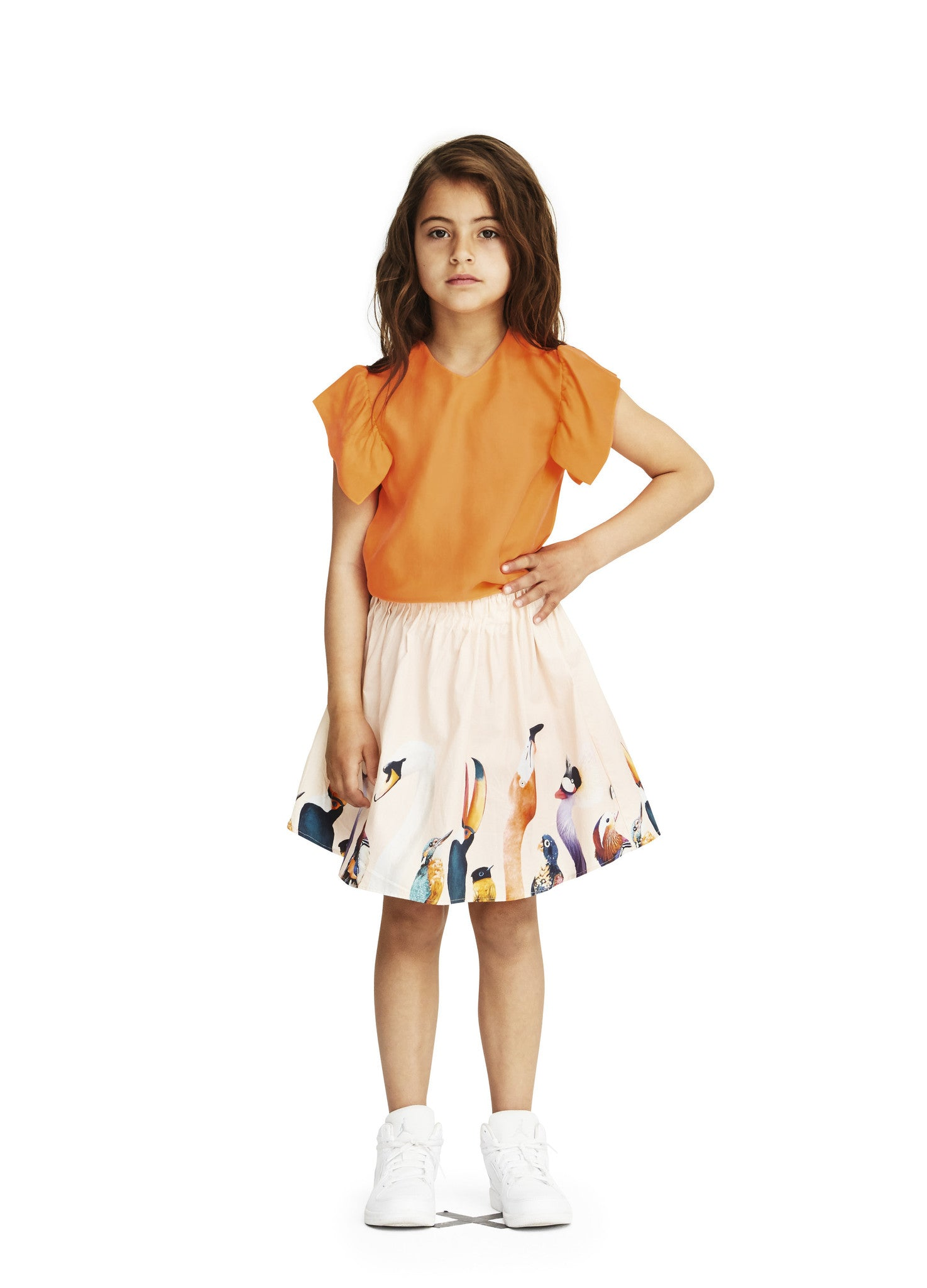 Molo  Paradise Birds Skirt - Ladida