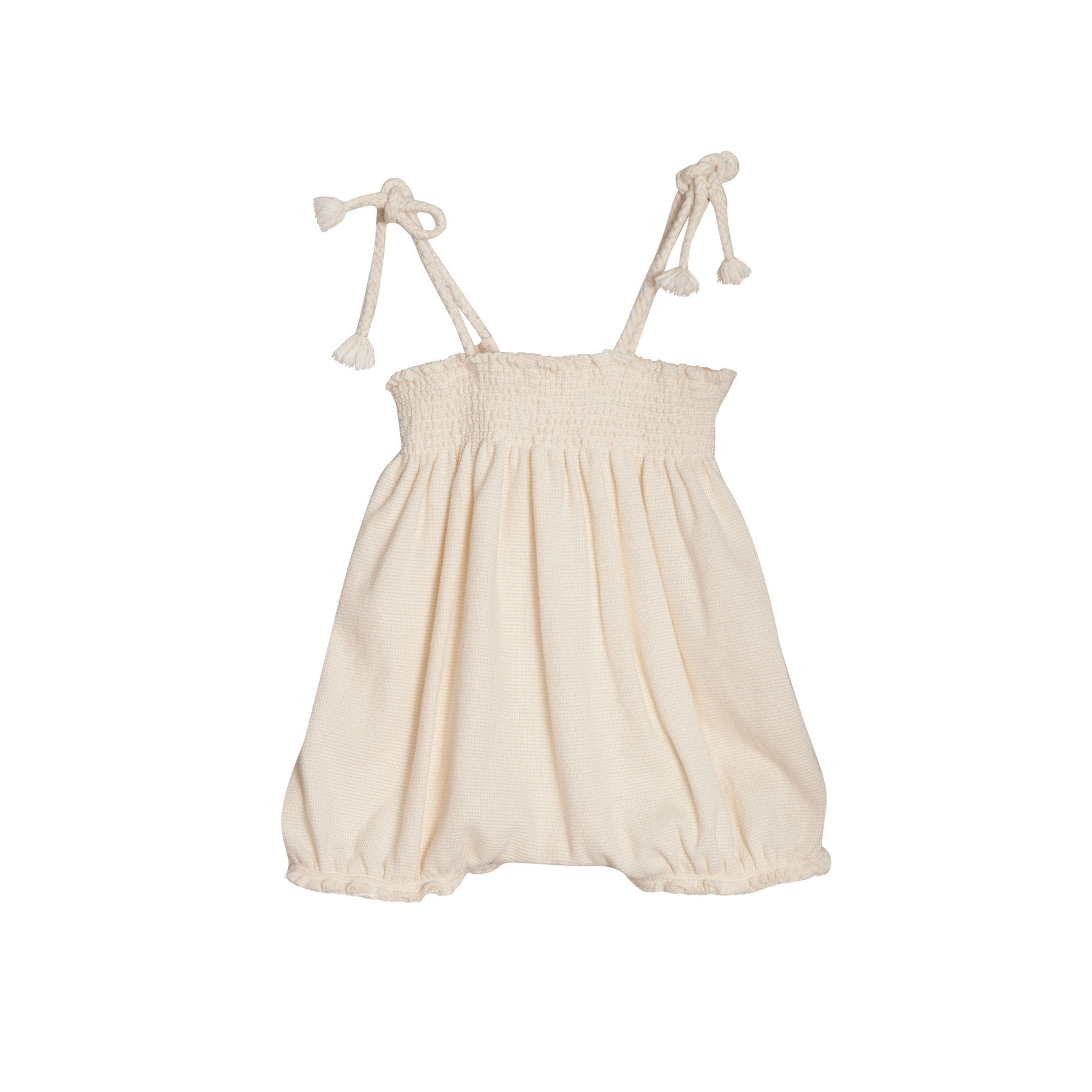 Little Creative Factory Ivory Baby Explorer Playsuit - Ladida