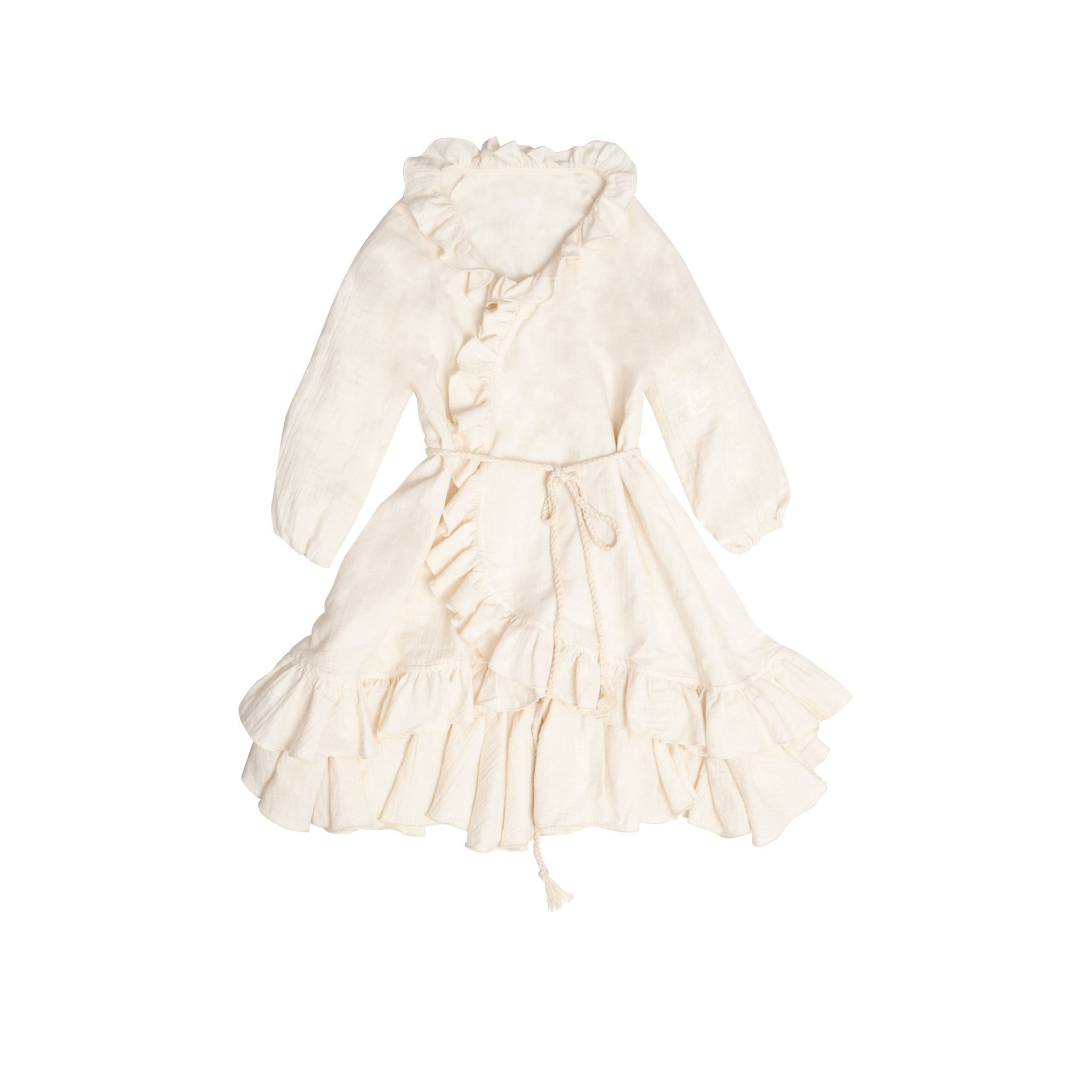 Little Creative Factory Ivory Dune Dress - Ladida