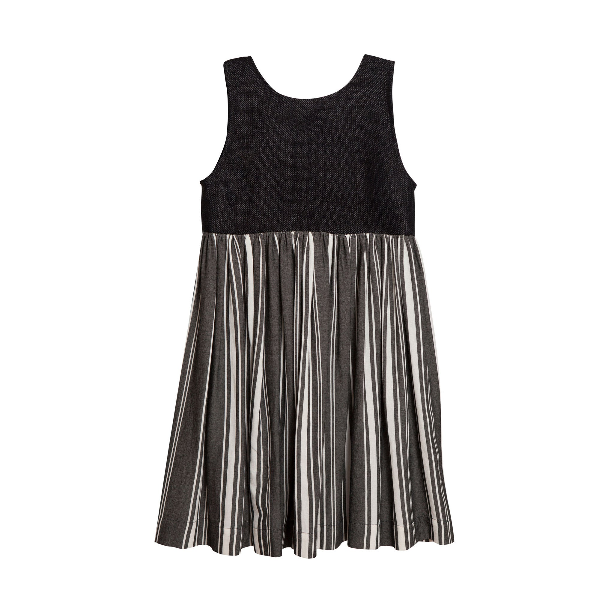 Little Creative Factory Dark Striped Nomad Dress - Ladida