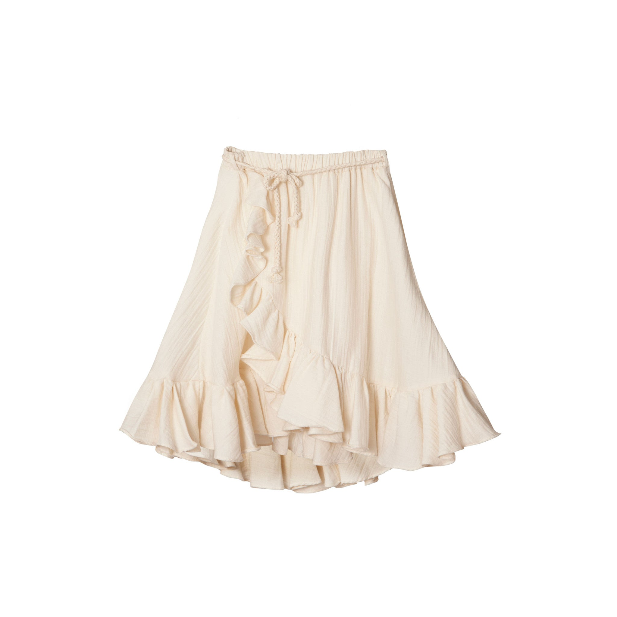 Little Creative Factory Ivory Dune Skirt - Ladida