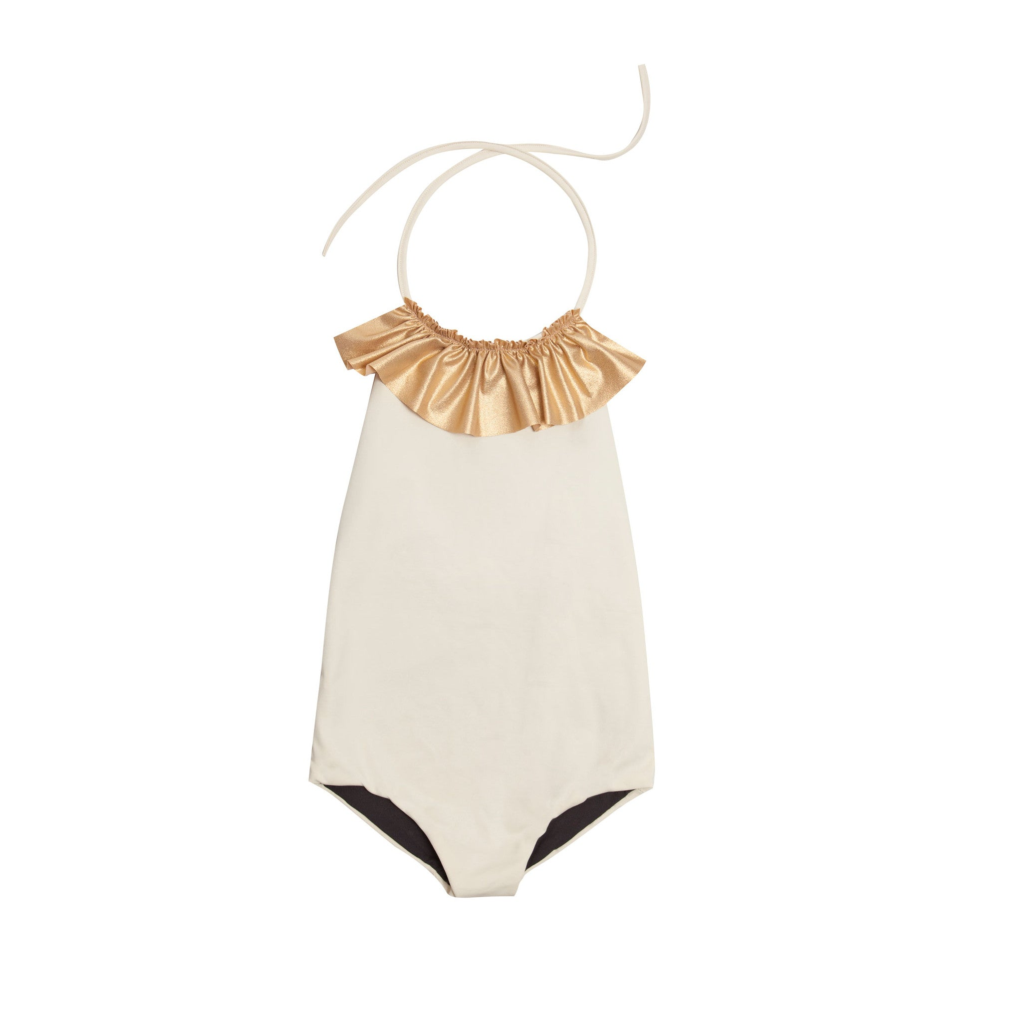 Little Creative Factory Ivory Chic Bathing Suit - Ladida
