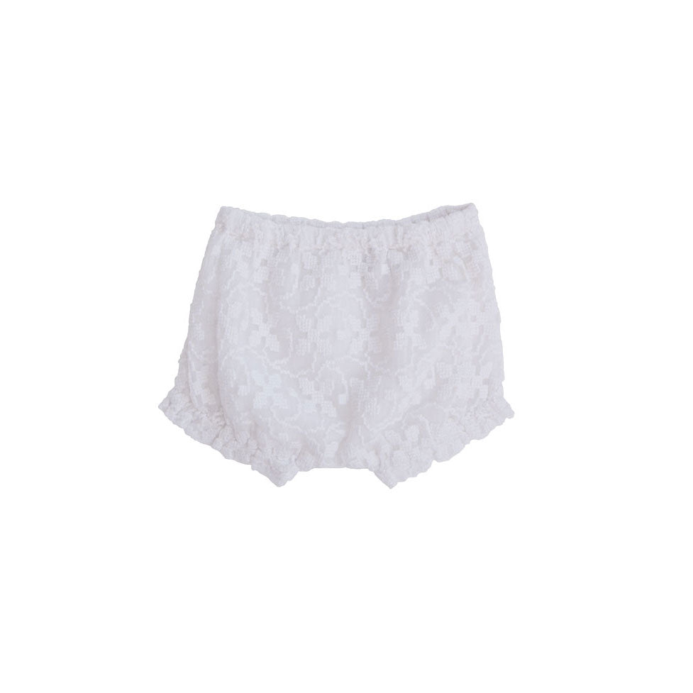 Les Petit Inclassables White Ava Bloomers