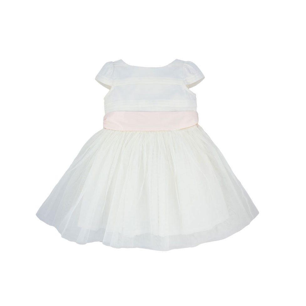 Les Petit Inclassables Ivory Ninon Dress