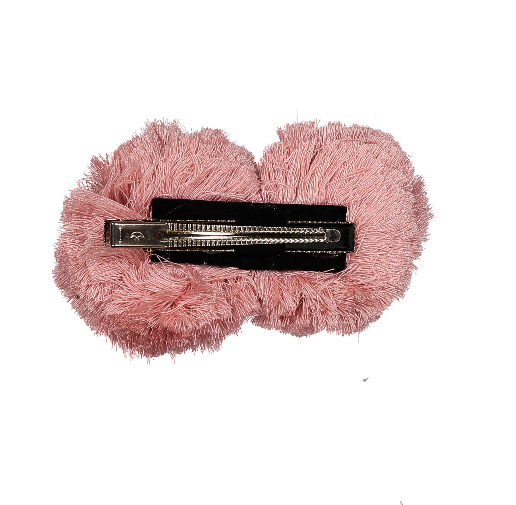 Knot Hairbands Dusty Pink Moss Clip