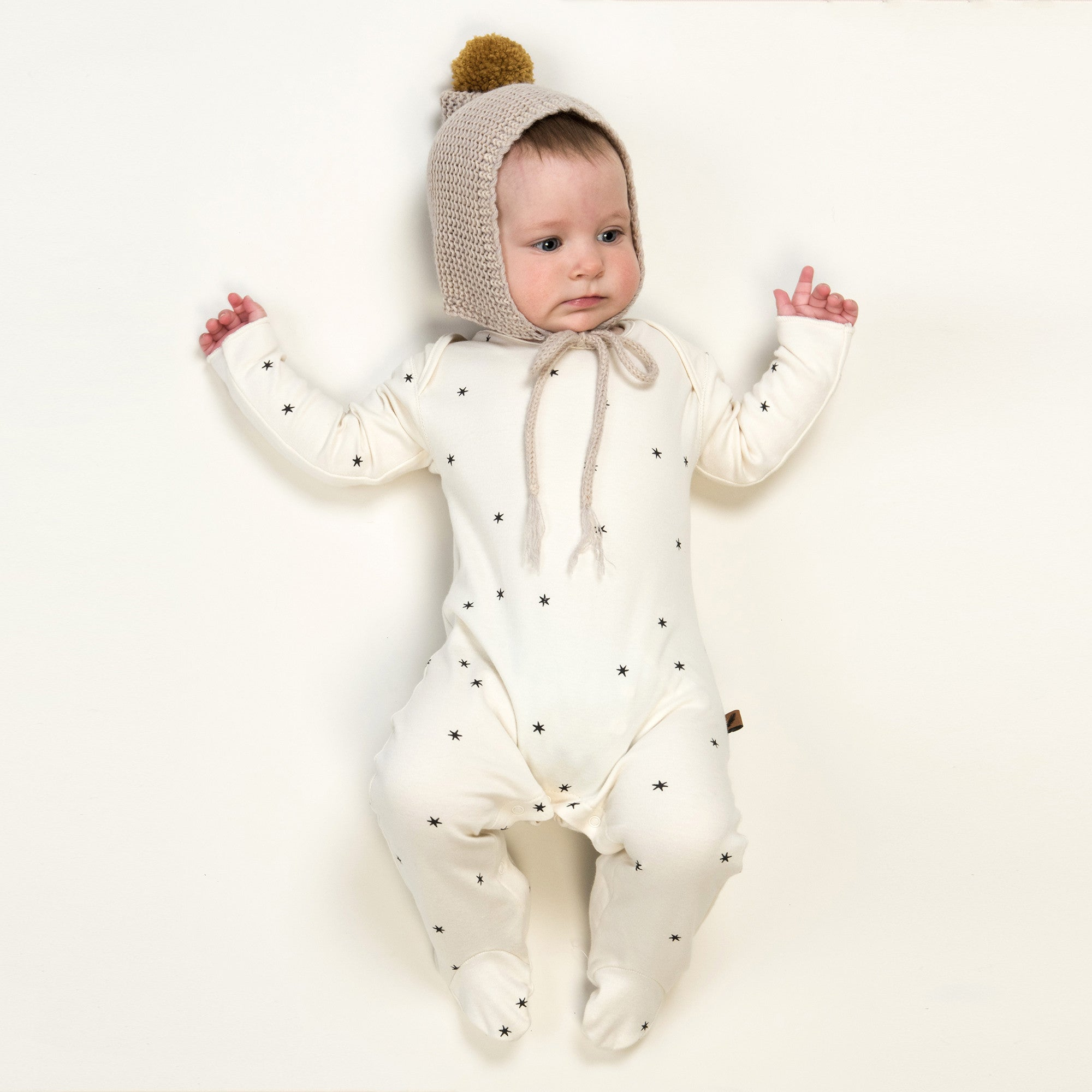 Kid Wild Star Footed Jumper - Ladida