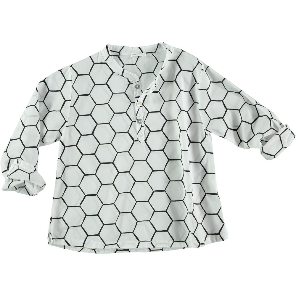 Picnik Octagon Tunic - Ladida