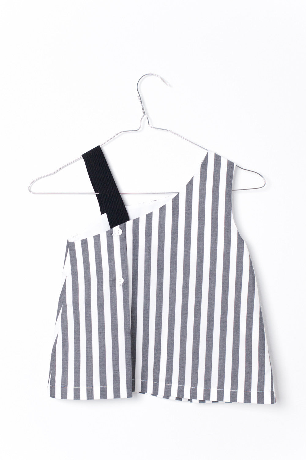 Motoreta Maya Black Stripes Blouse - Ladida