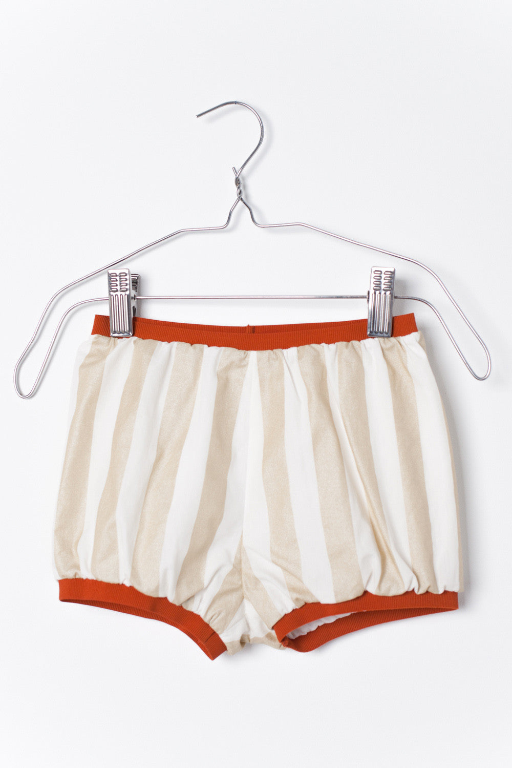 Motoreta Gold Stripes/Trimmed Bloomers - Ladida