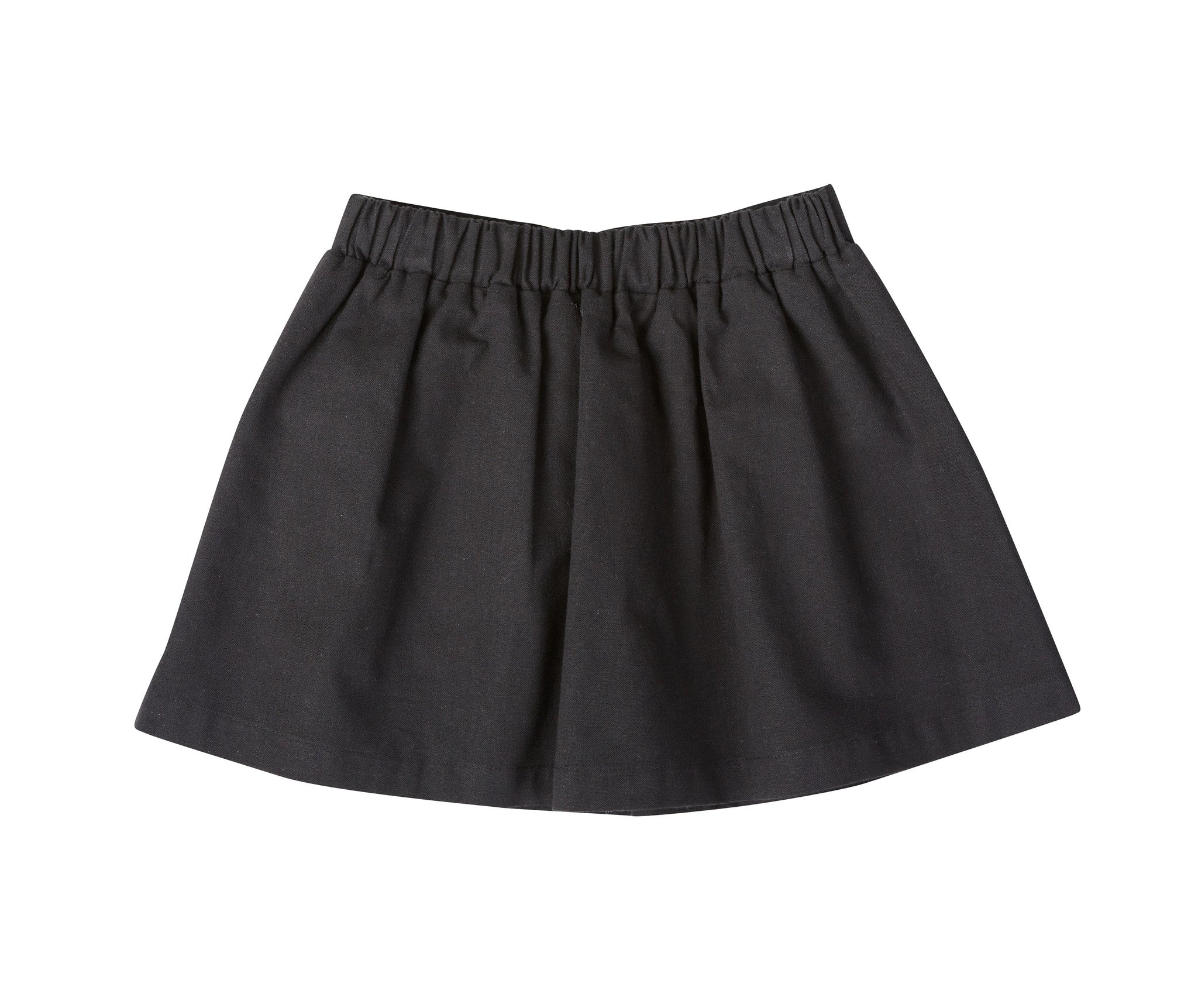 Dinui Adeline Black Skirt