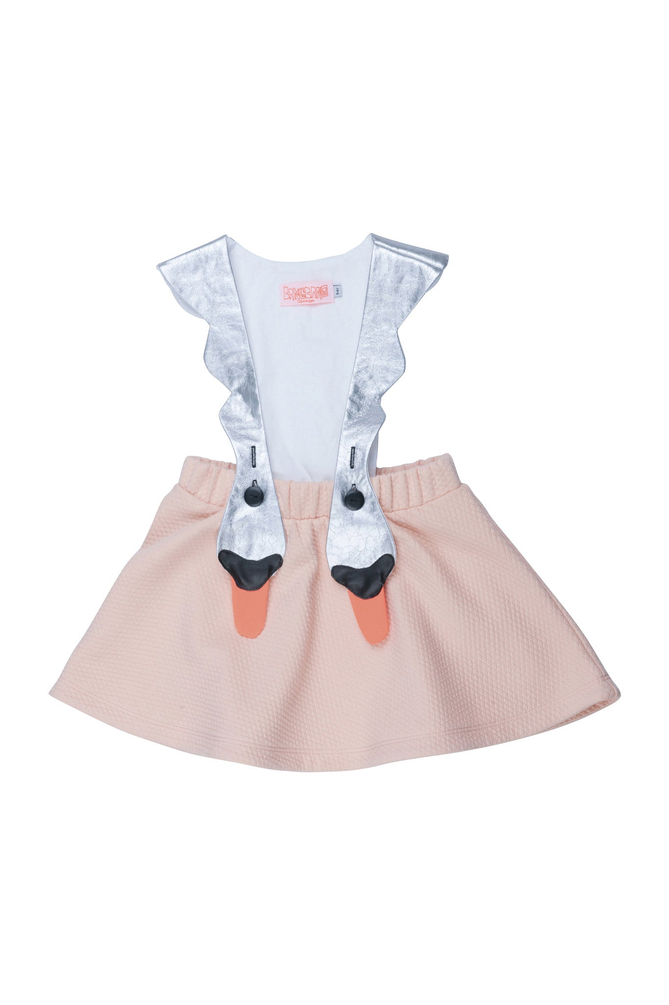 Bang Bang Pink Bird Girl Dress - Ladida