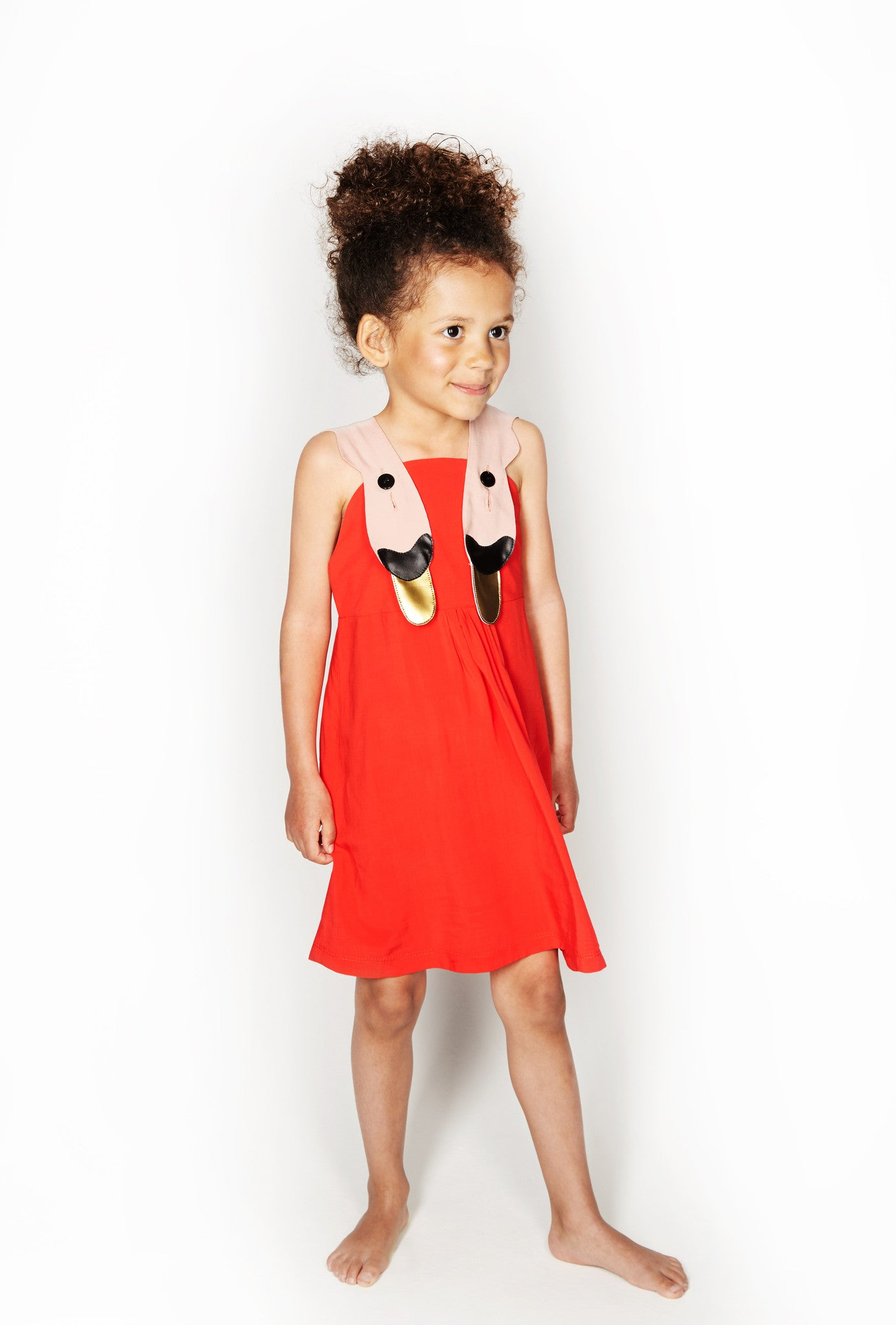 Bang Bang Sunshine Dress - Ladida