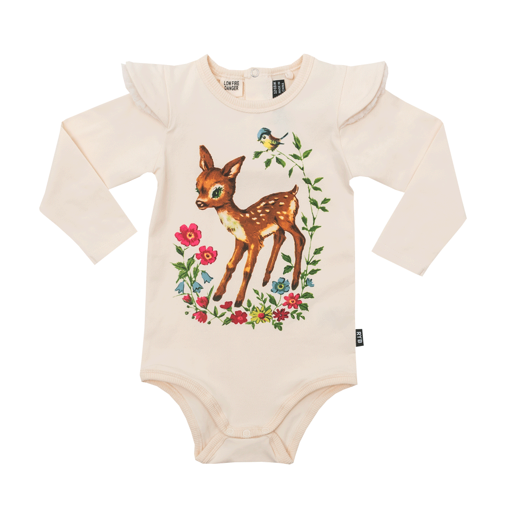 Rock Your Baby Storybook Bodysuit - Ladida