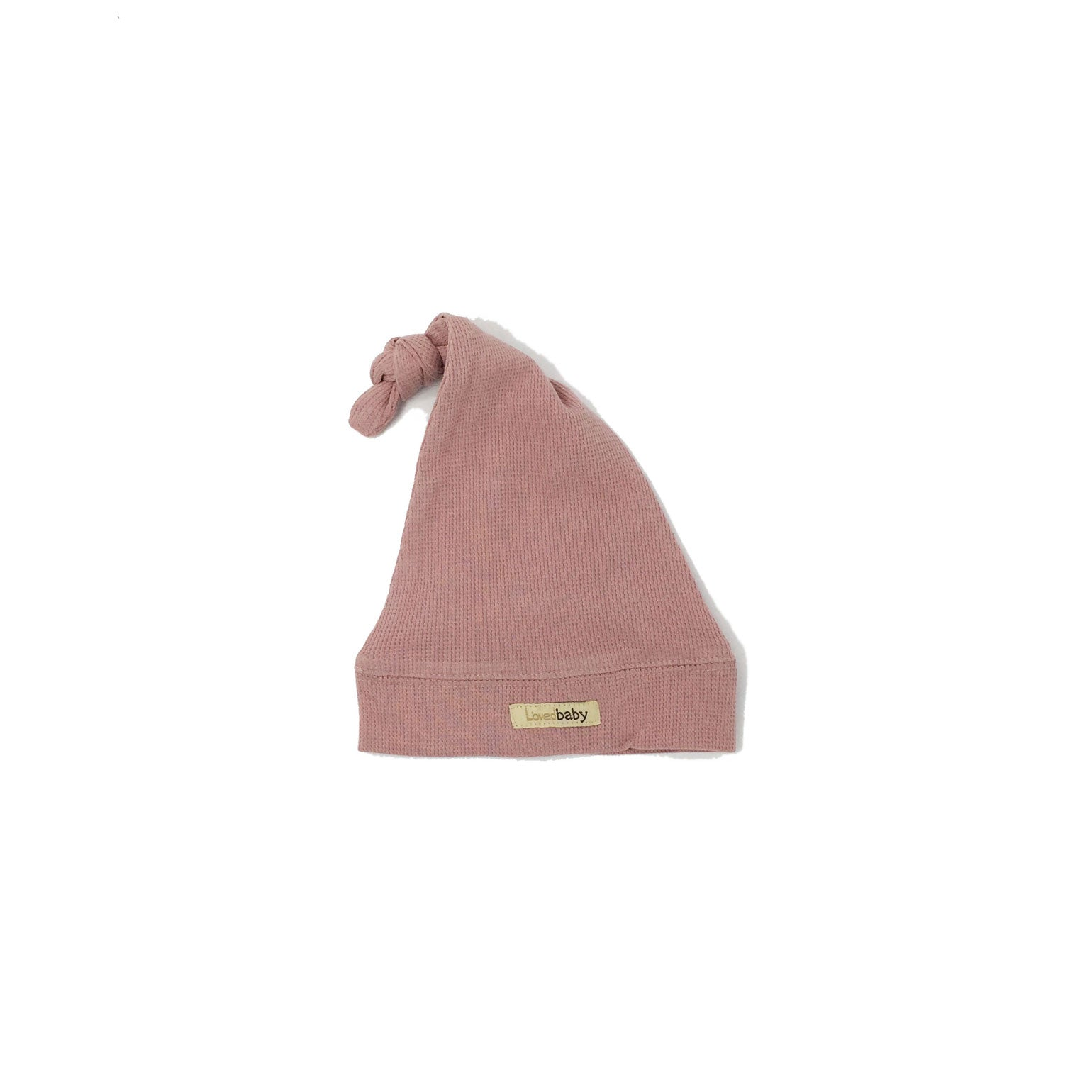 L'ovedbaby Mauve Knotted Cap - Ladida